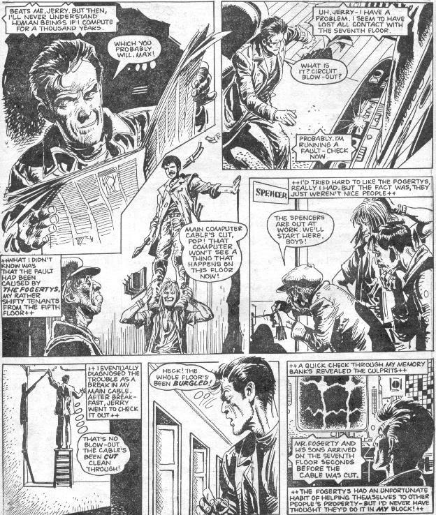 Read online The Thirteenth Floor (2007) comic -  Issue # Full - 15