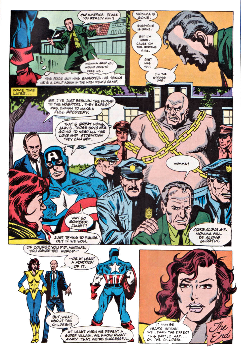 The Avengers (1963) 340 Page 20