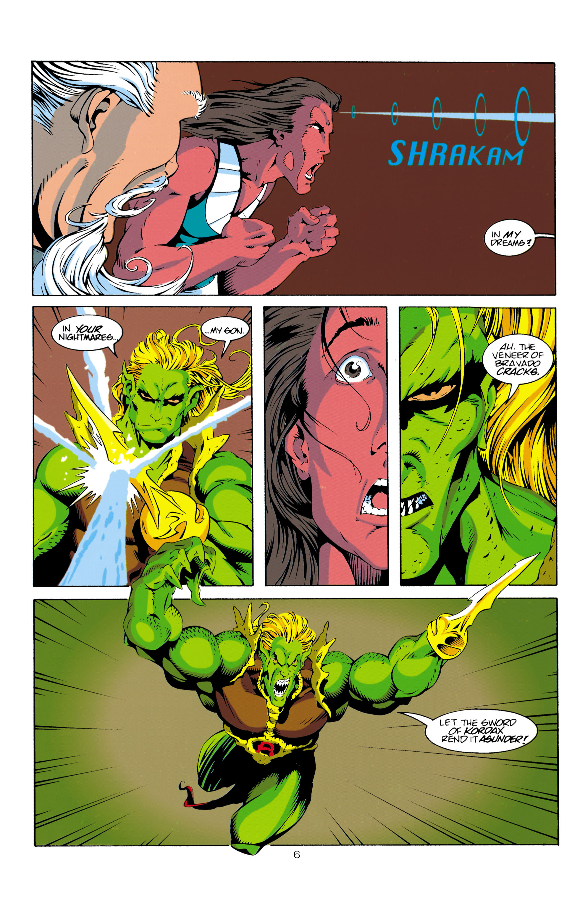 Read online Aquaman (1994) comic -  Issue #16 - 7