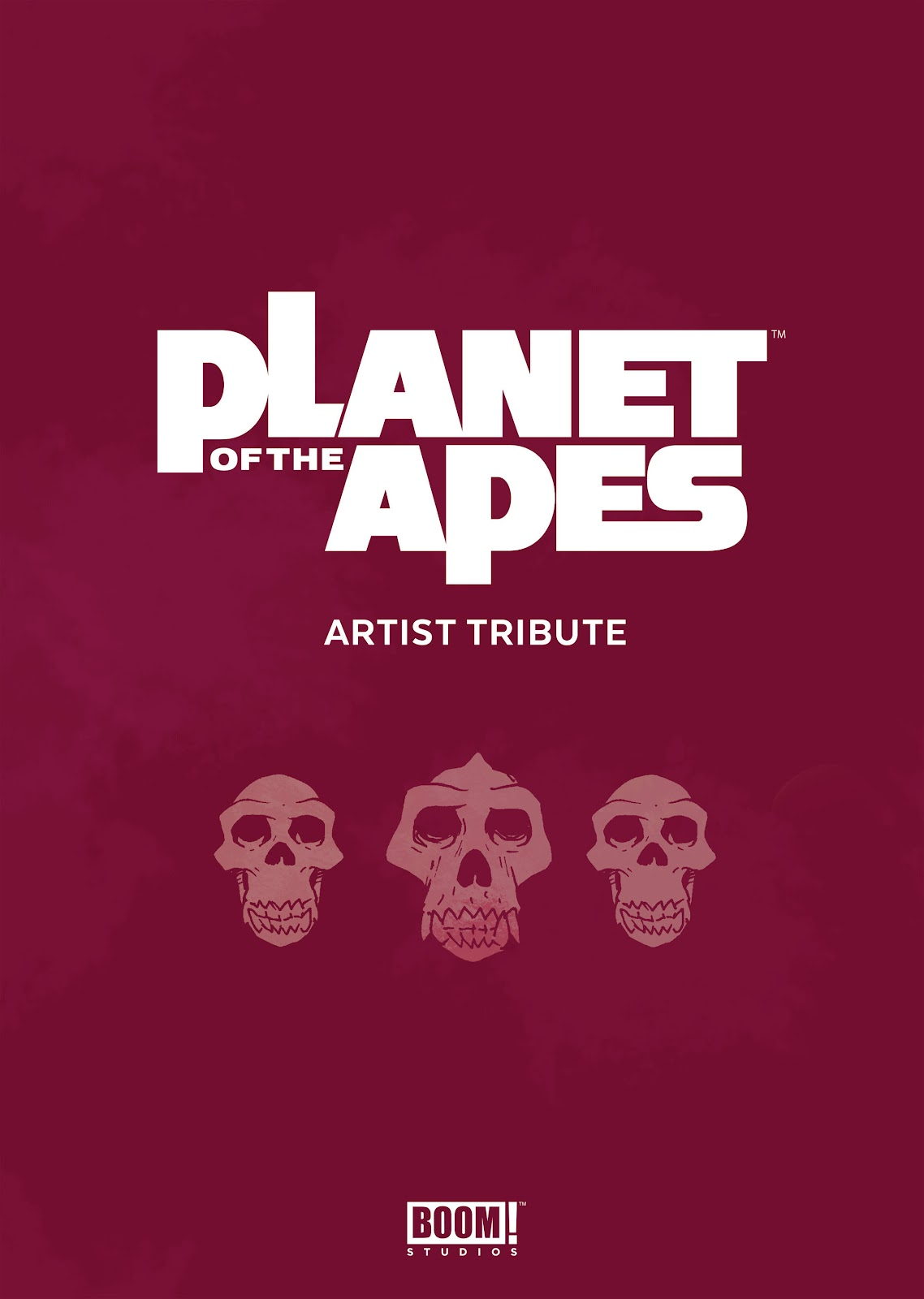 Read online Planet of the Apes Artist Tribute comic -  Issue # TPB - 3