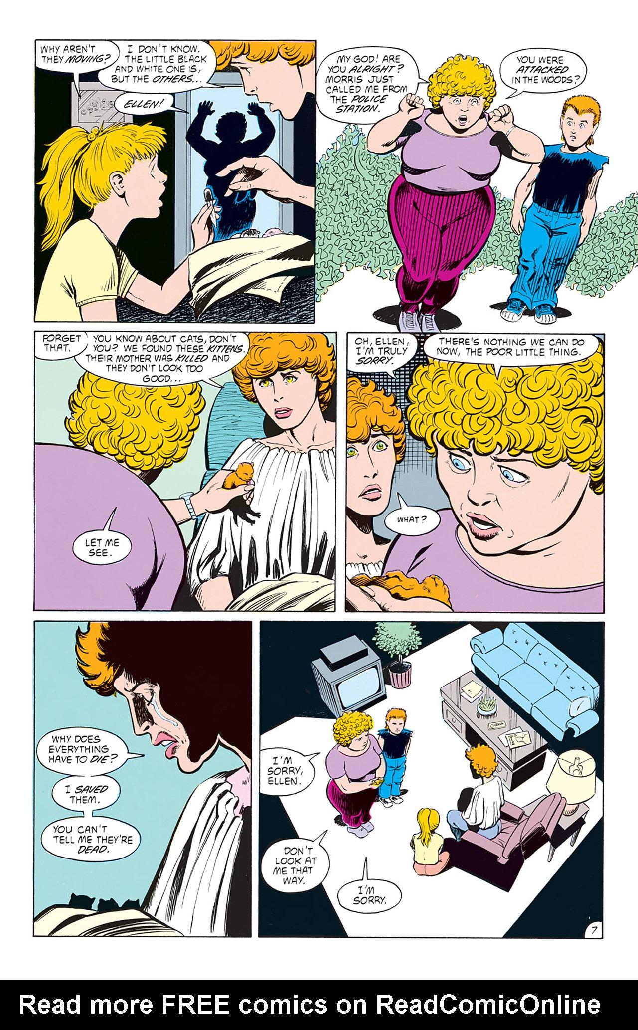 Read online Animal Man (1988) comic -  Issue #4 - 9