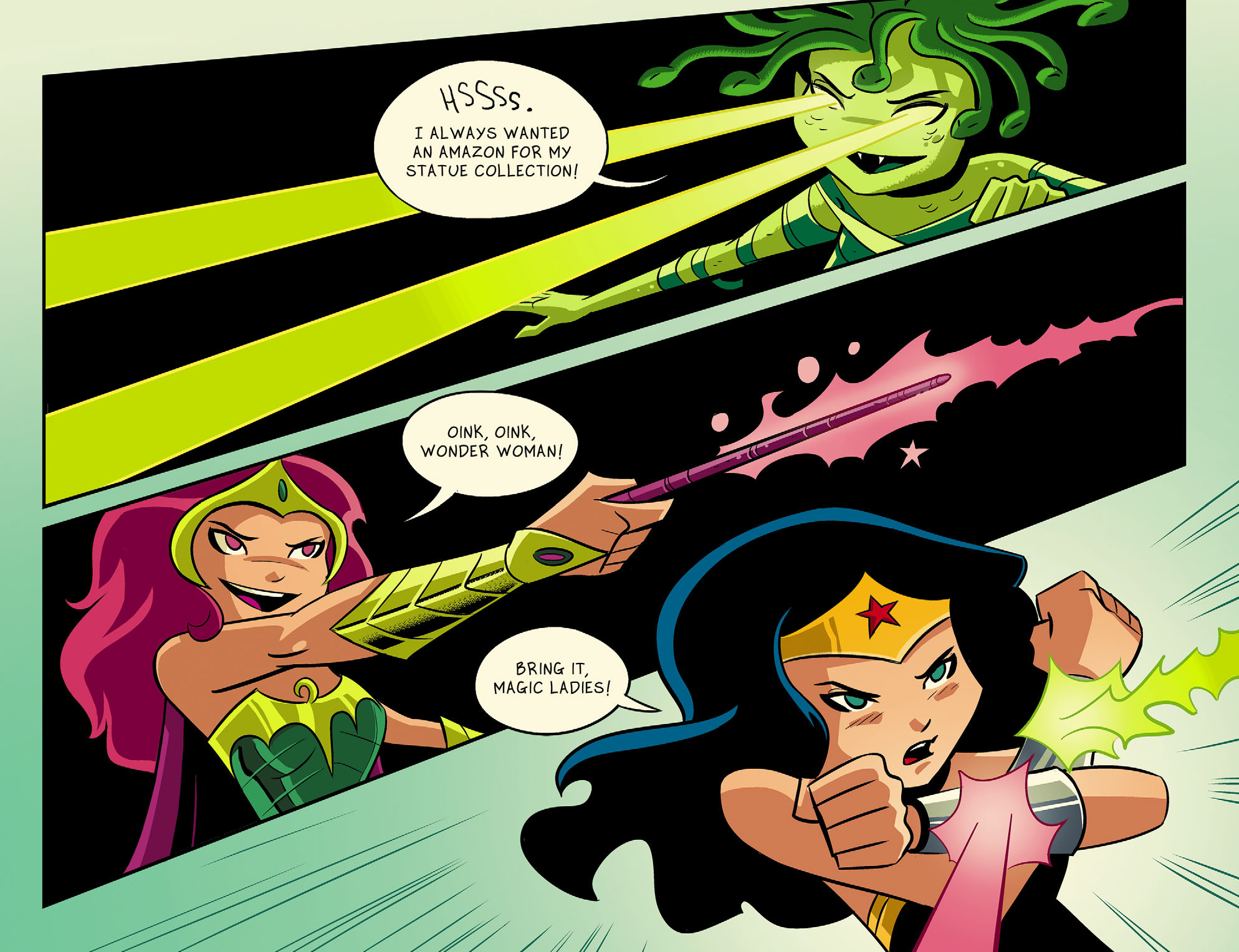 Read online Sensation Comics Featuring Wonder Woman comic -  Issue #22 - 6