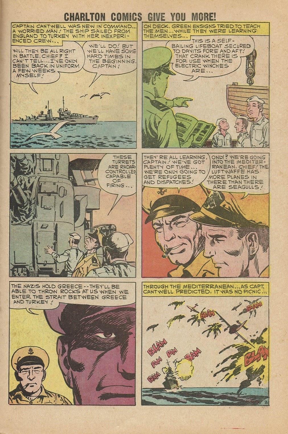 Read online Fightin' Navy comic -  Issue #95 - 27