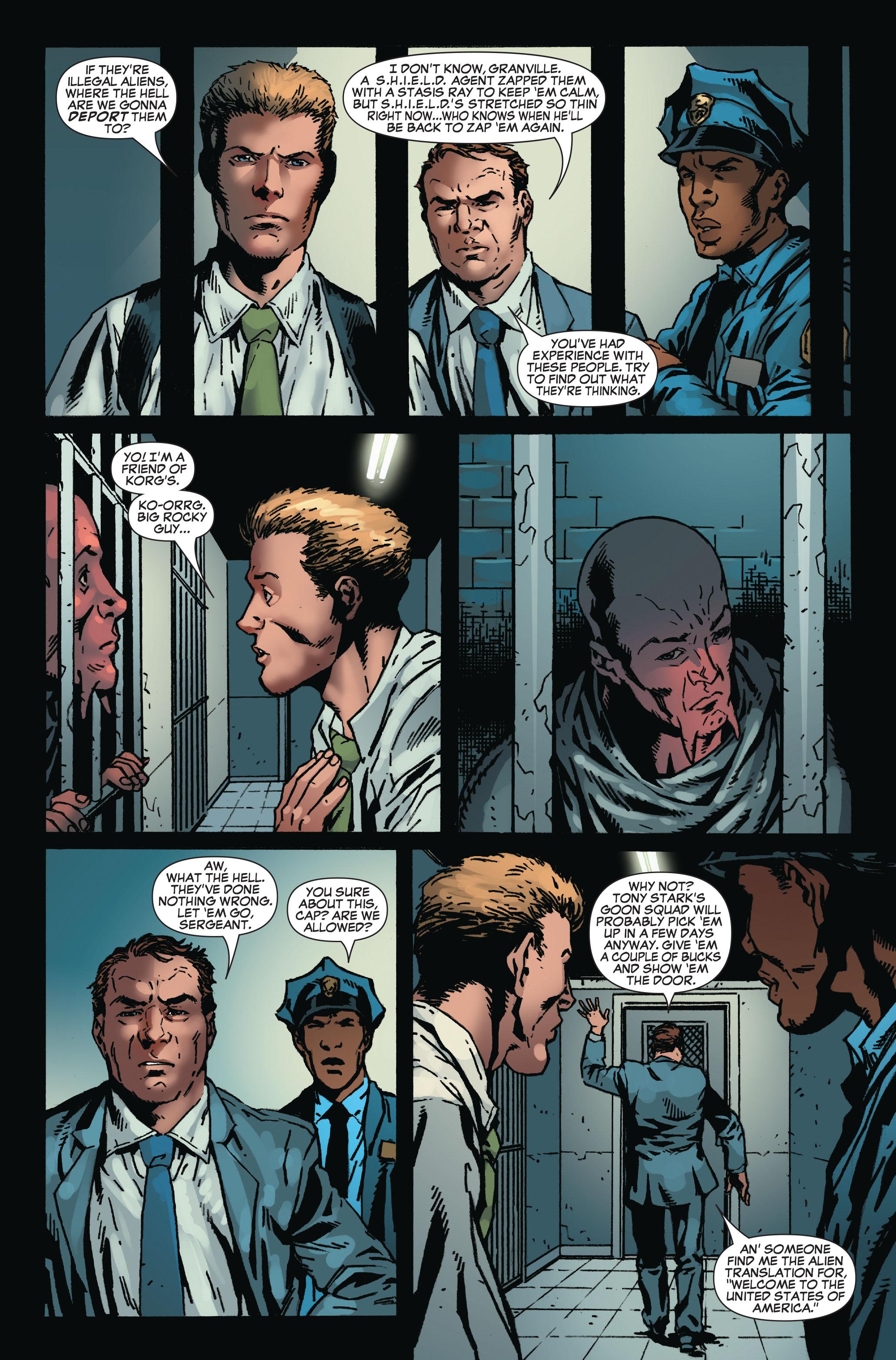 Read online World War Hulk: Front Line comic -  Issue #6 - 15