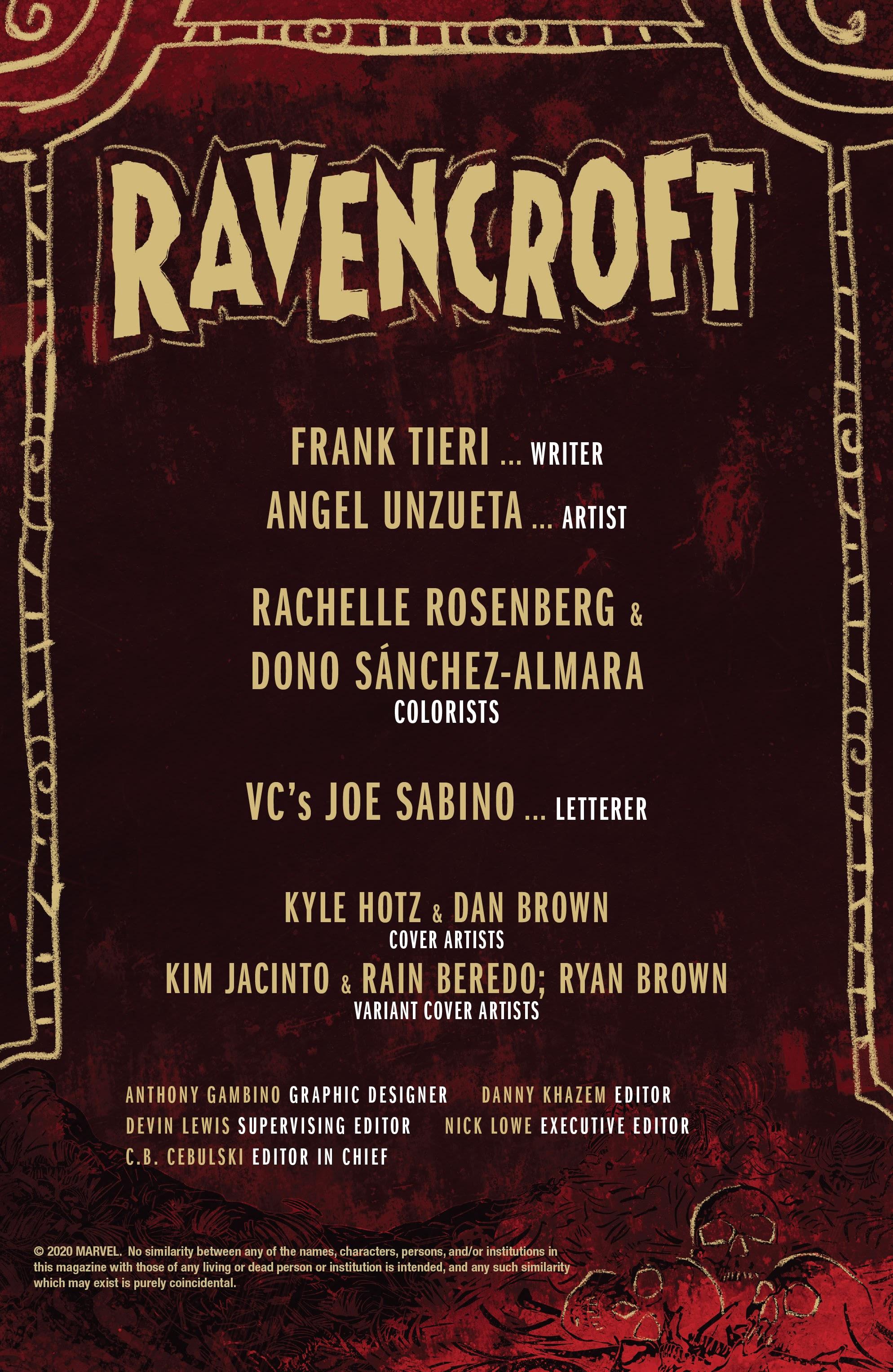 Ravencroft 1 Page 2