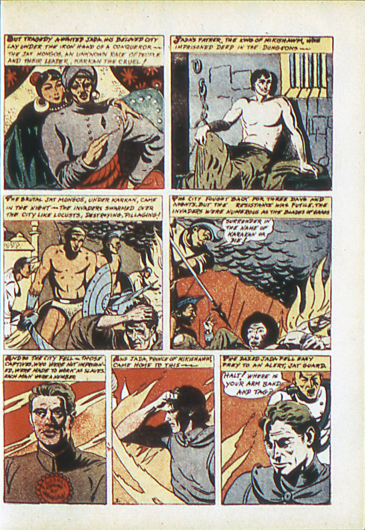 Read online Adventure Comics (1938) comic -  Issue #62 - 16