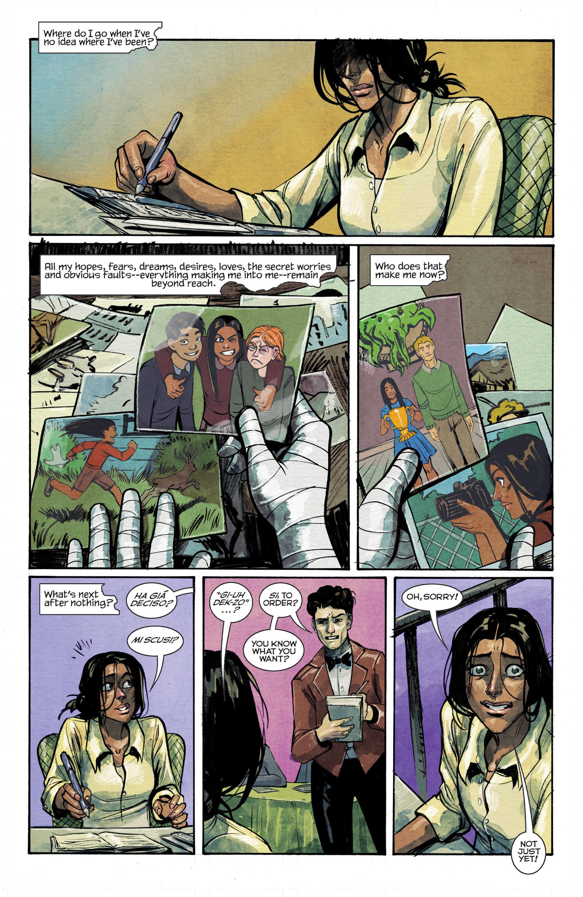 Read online Shutter comic -  Issue #13 - 4