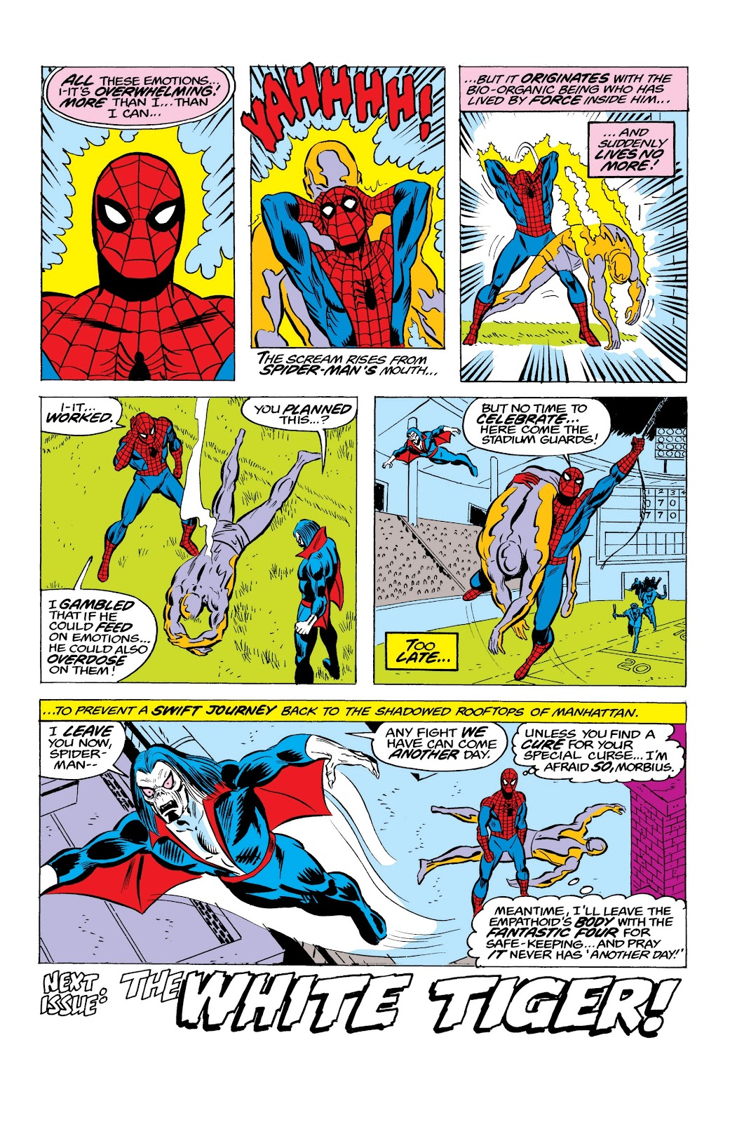 Read online Marvel Masterworks: The Spectacular Spider-Man comic -  Issue # TPB (Part 2) - 37