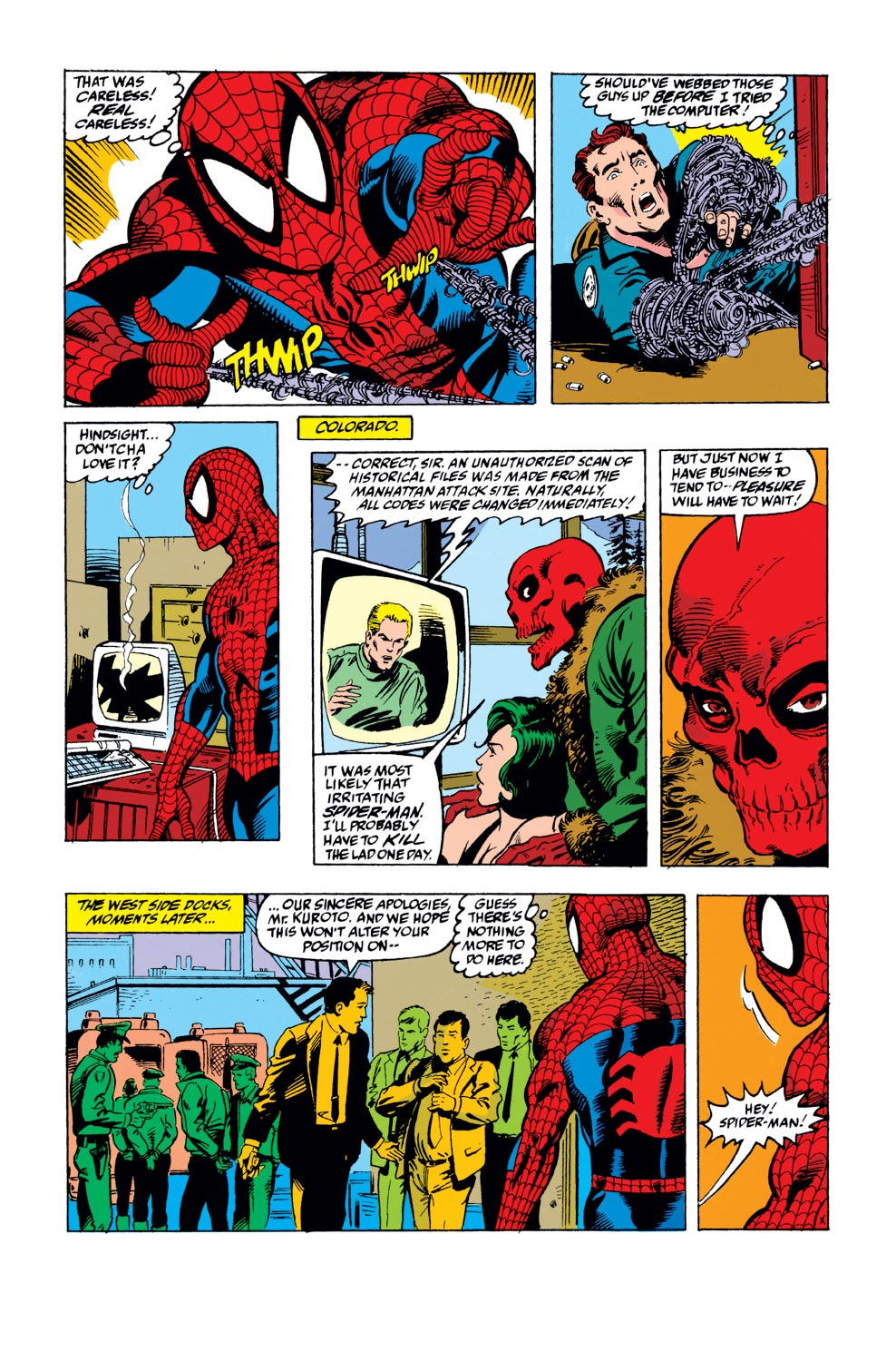 The Amazing Spider-Man (1963) 367 Page 22