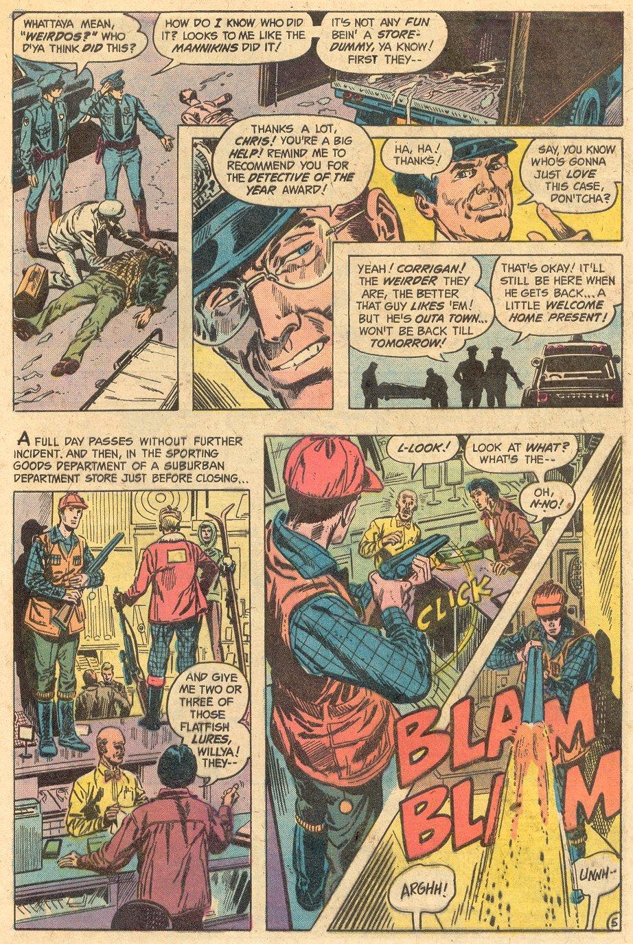 Read online Adventure Comics (1938) comic -  Issue #434 - 7