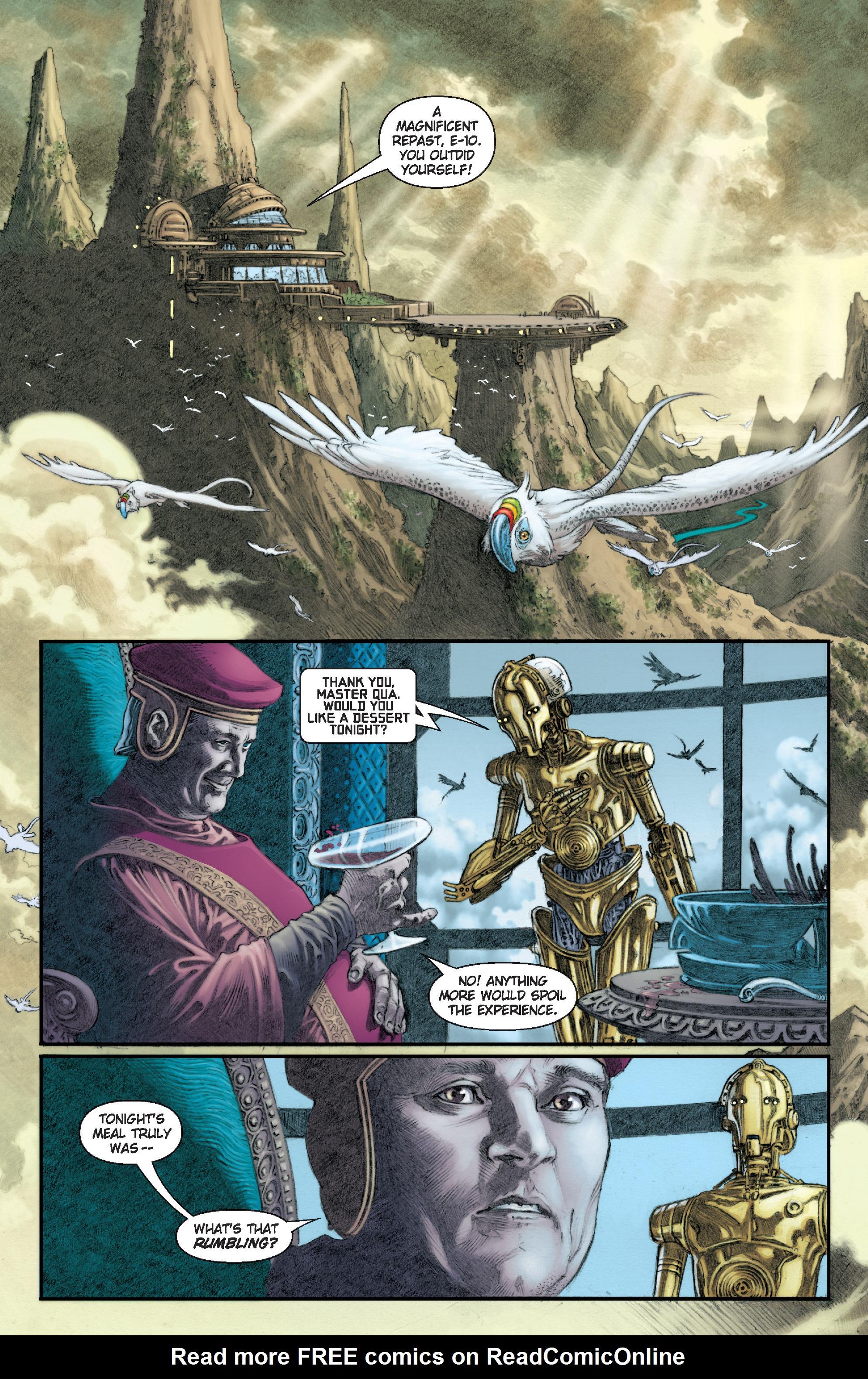 Read online Star Wars Omnibus comic -  Issue # Vol. 31 - 152