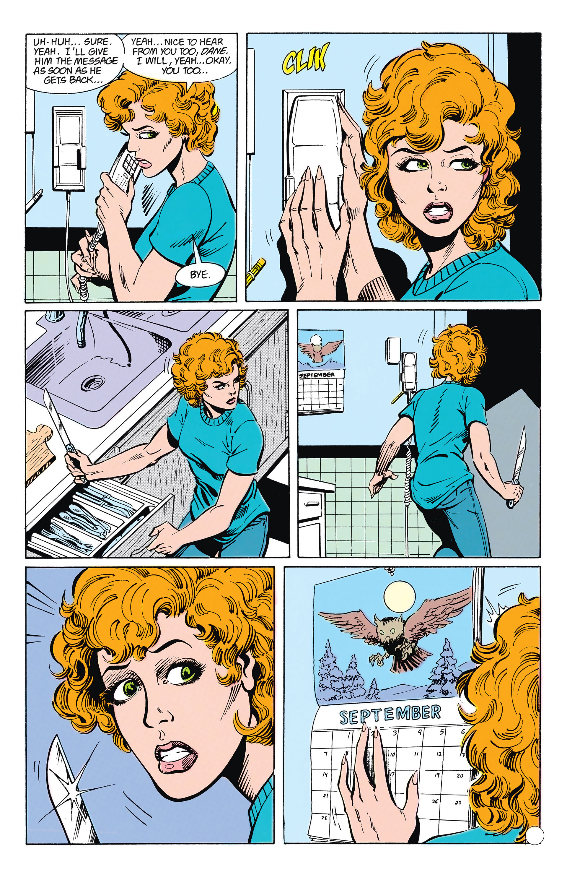 Read online Animal Man (1988) comic -  Issue #14 - 17