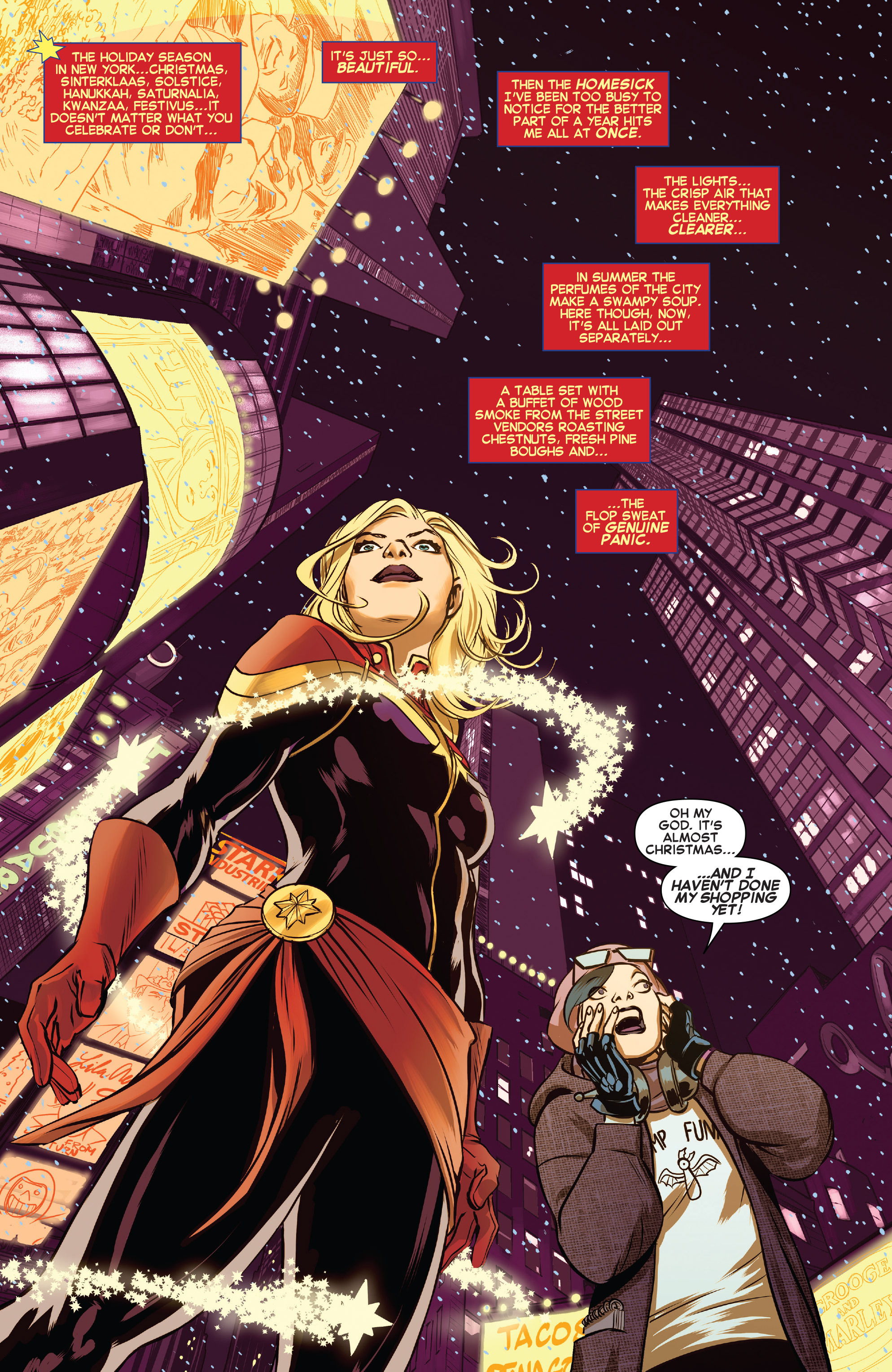 Captain Marvel (2014) 11 Page 3