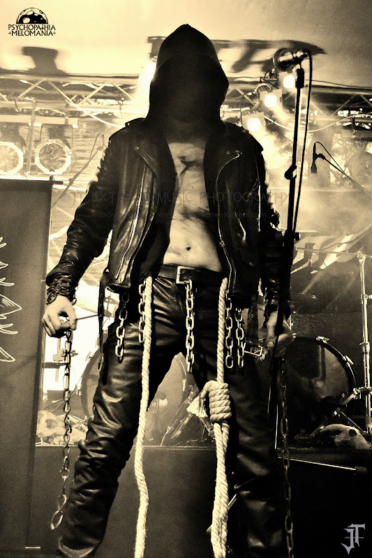 The Stone @Under The Black Sun XVIII, Helenenauer, Allemagne 03/07/2015