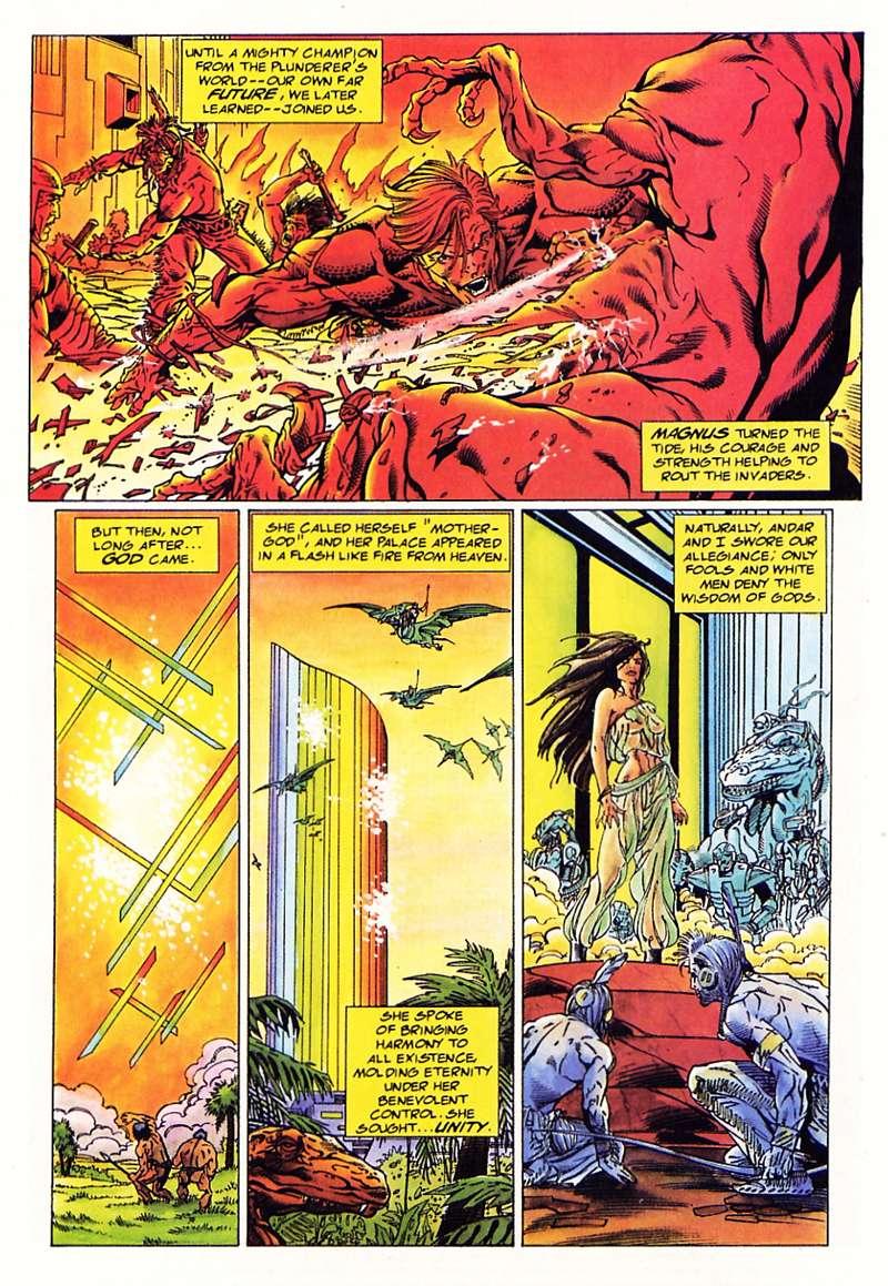 Read online Turok, Dinosaur Hunter (1993) comic -  Issue #1 - 5