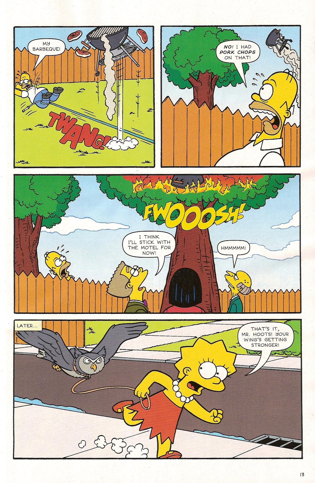 Read online Simpsons Comics comic -  Issue #174 - 15
