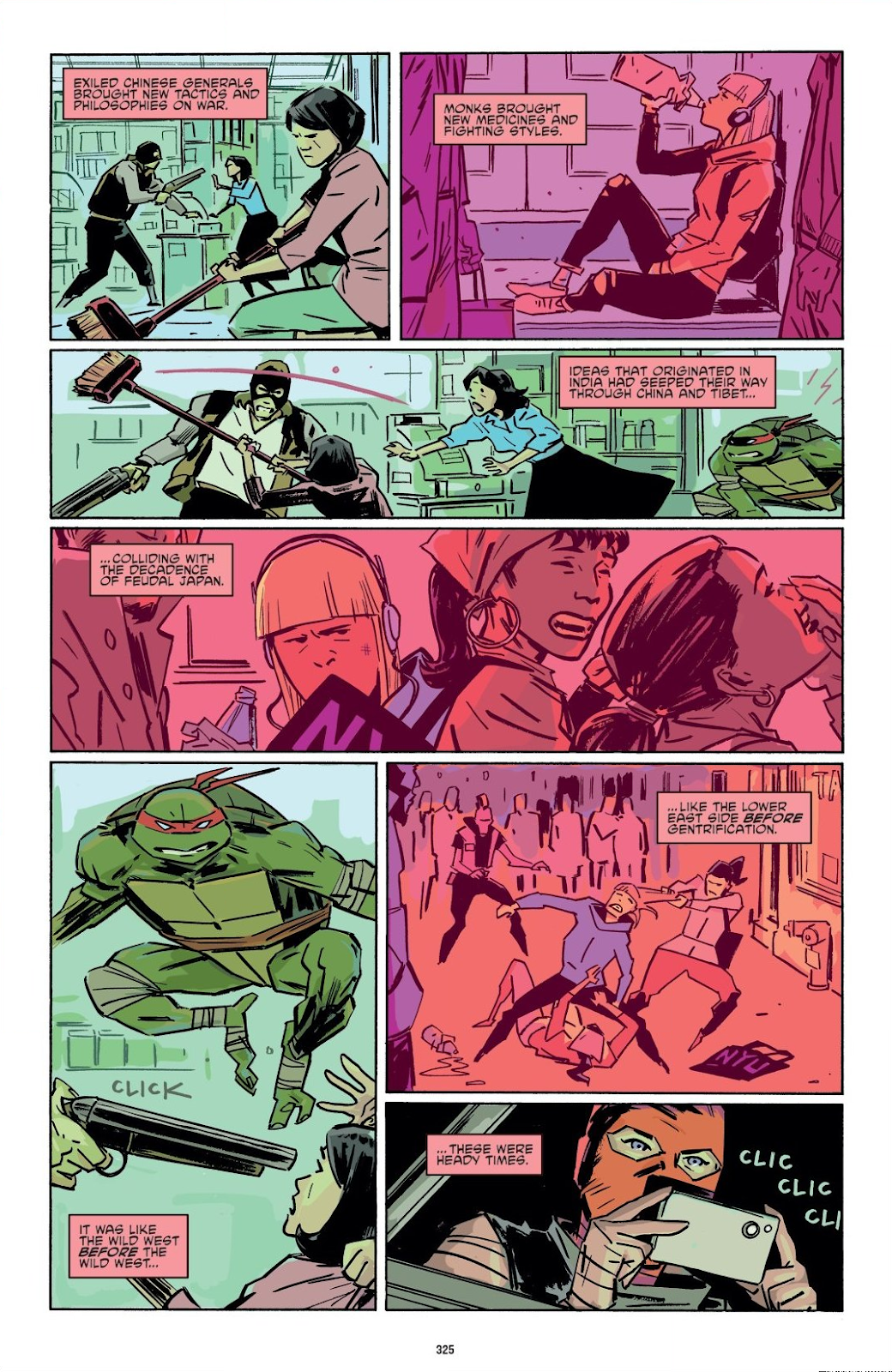 Read online Teenage Mutant Ninja Turtles: The IDW Collection comic -  Issue # TPB 8 (Part 4) - 23