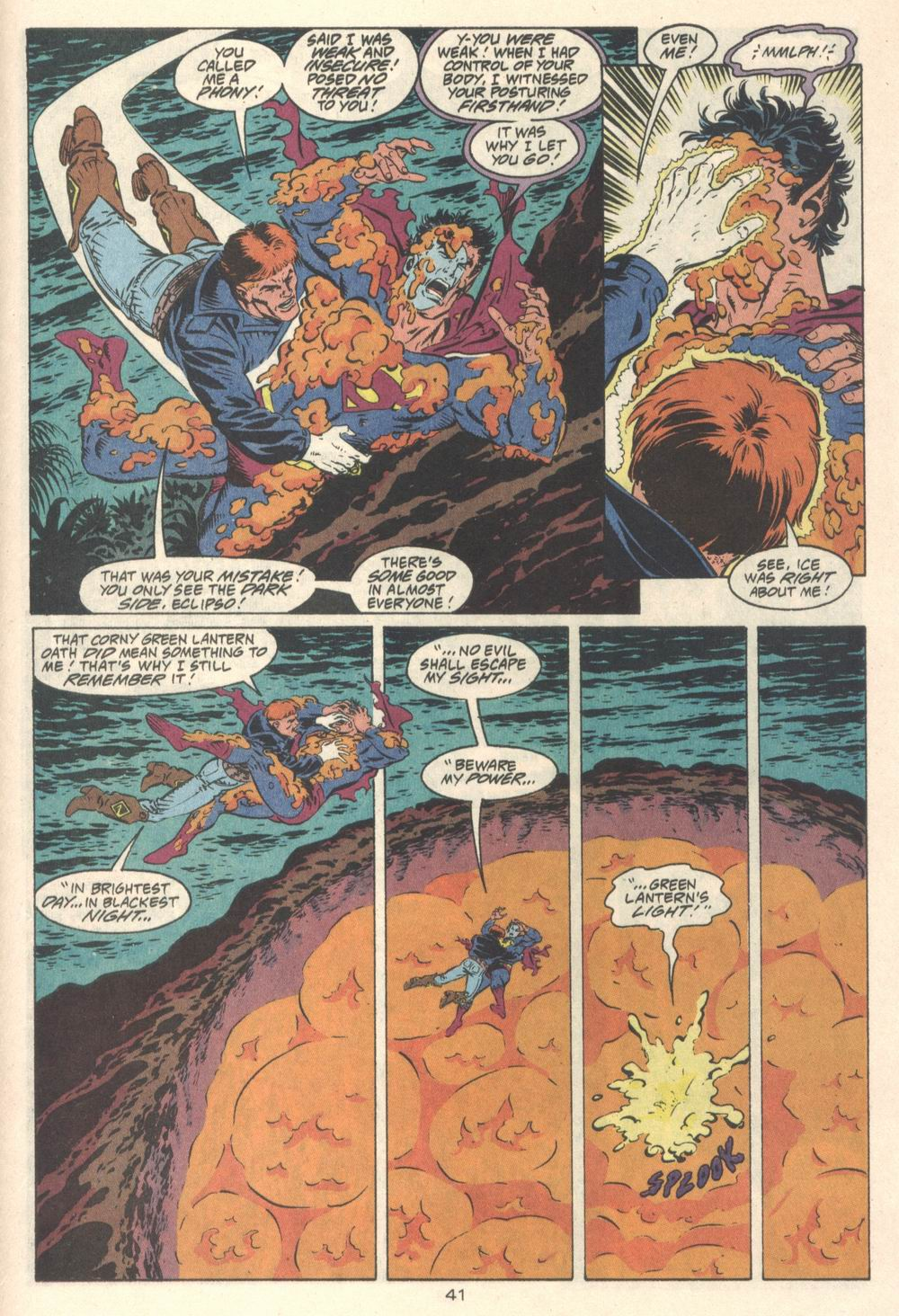 Read online Adventures of Superman (1987) comic -  Issue #Adventures of Superman (1987) _Annual 4 - 42