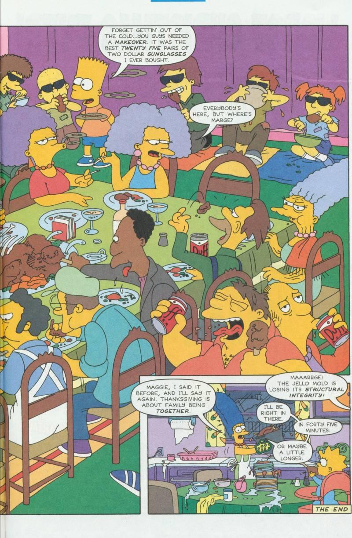 Read online Simpsons Comics comic -  Issue #51 - 24
