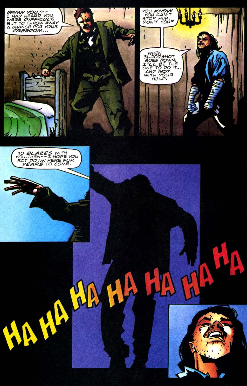 Read online Secret Weapons comic -  Issue #20 - 14