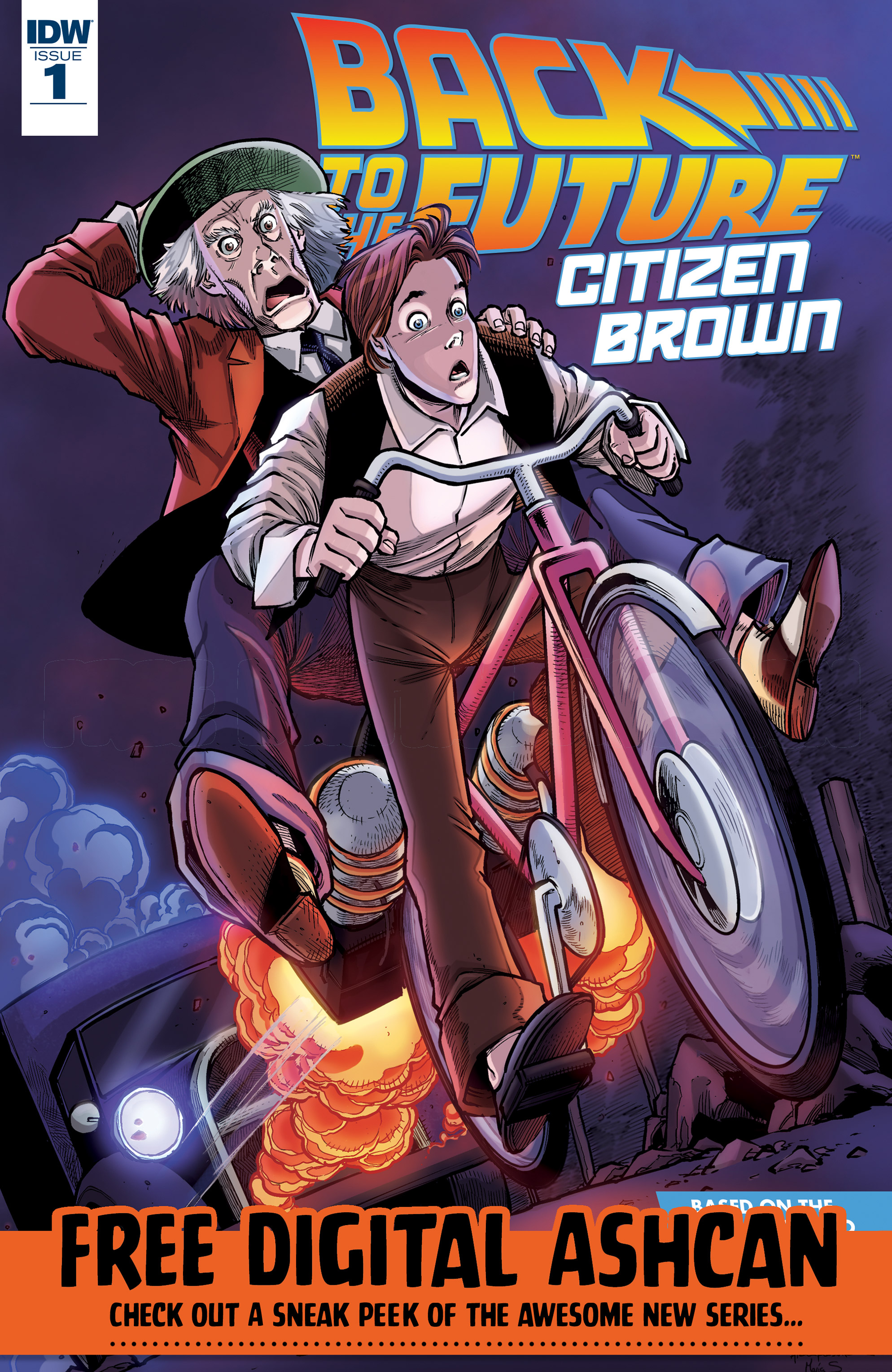 Read online Back to the Future: Biff to the Future comic -  Issue #5 - 24