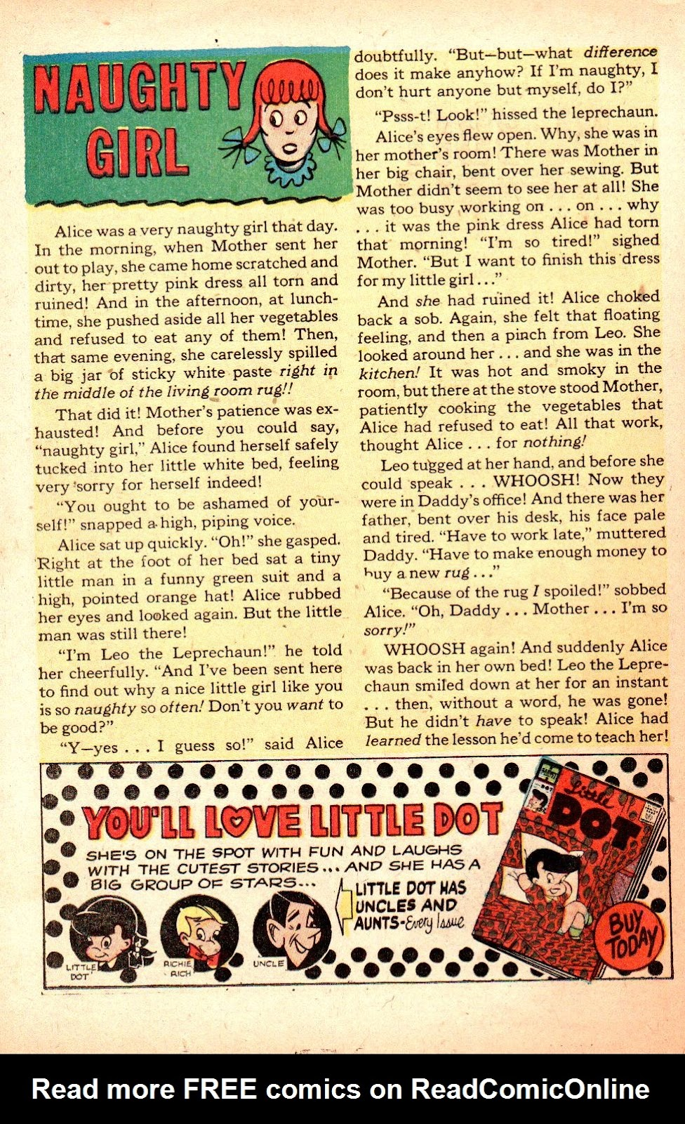 Little Dot (1953) issue 17 - Page 26