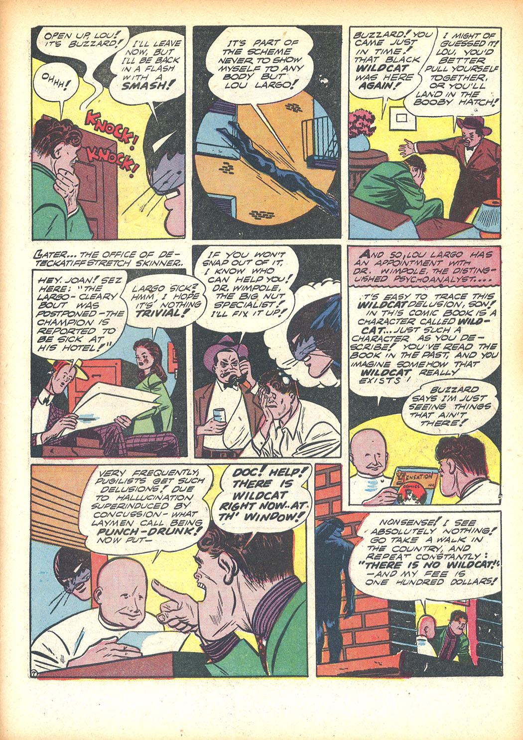 Read online Sensation (Mystery) Comics comic -  Issue #13 - 59