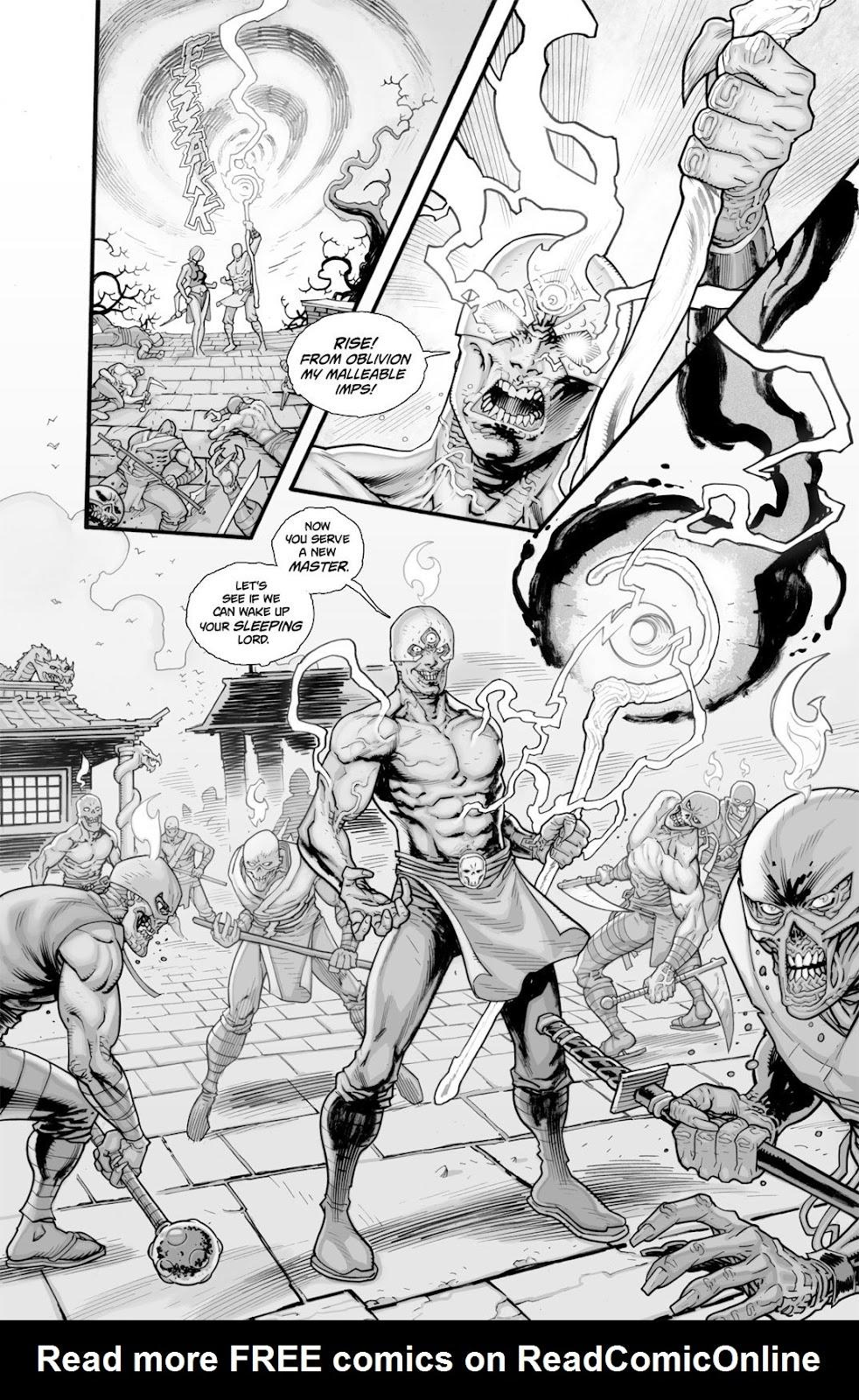 Read online Reaper comic -  Issue #2 - 14