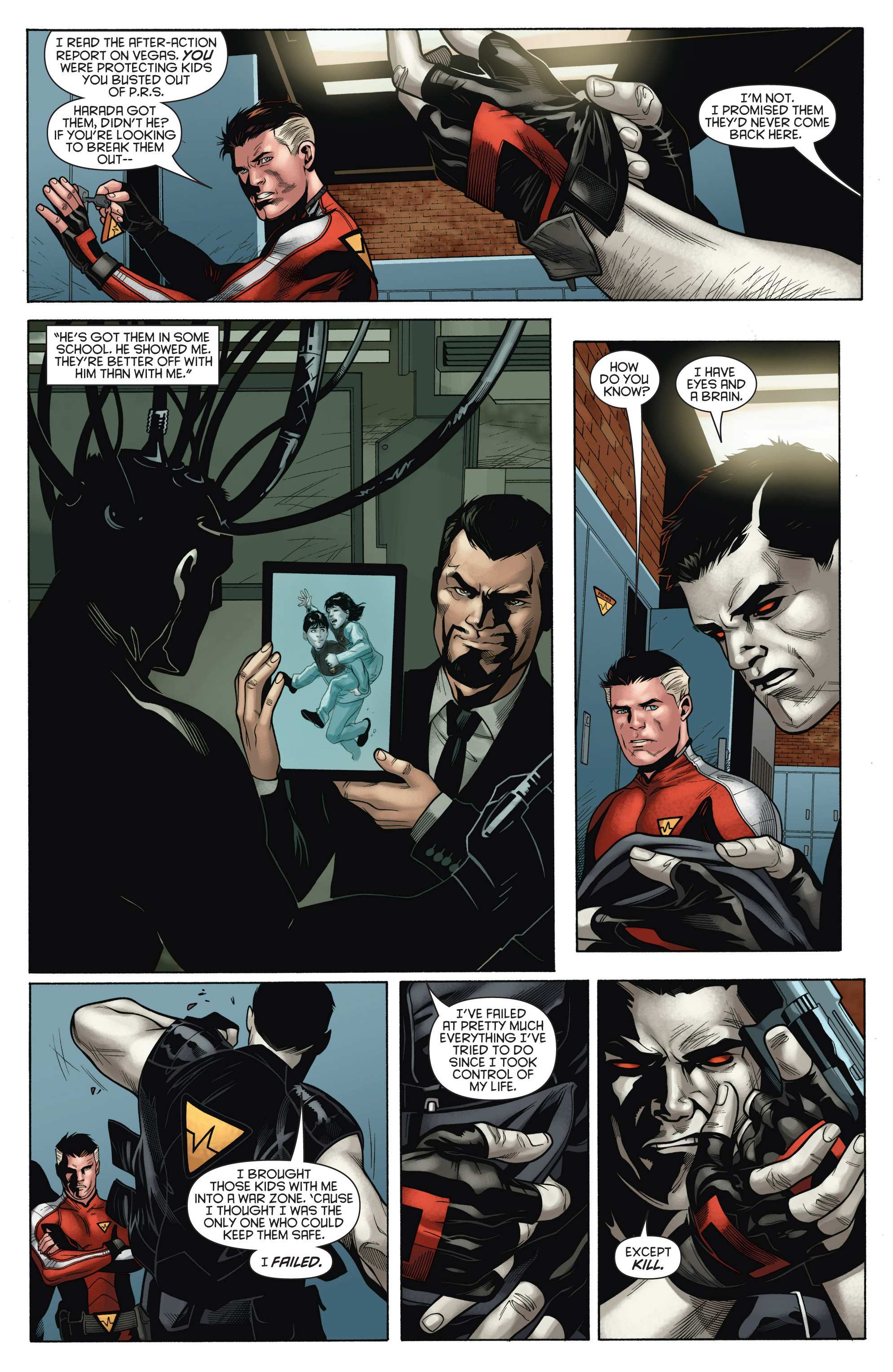 Read online Bloodshot and H.A.R.D.Corps comic -  Issue # TPB 4 - 51