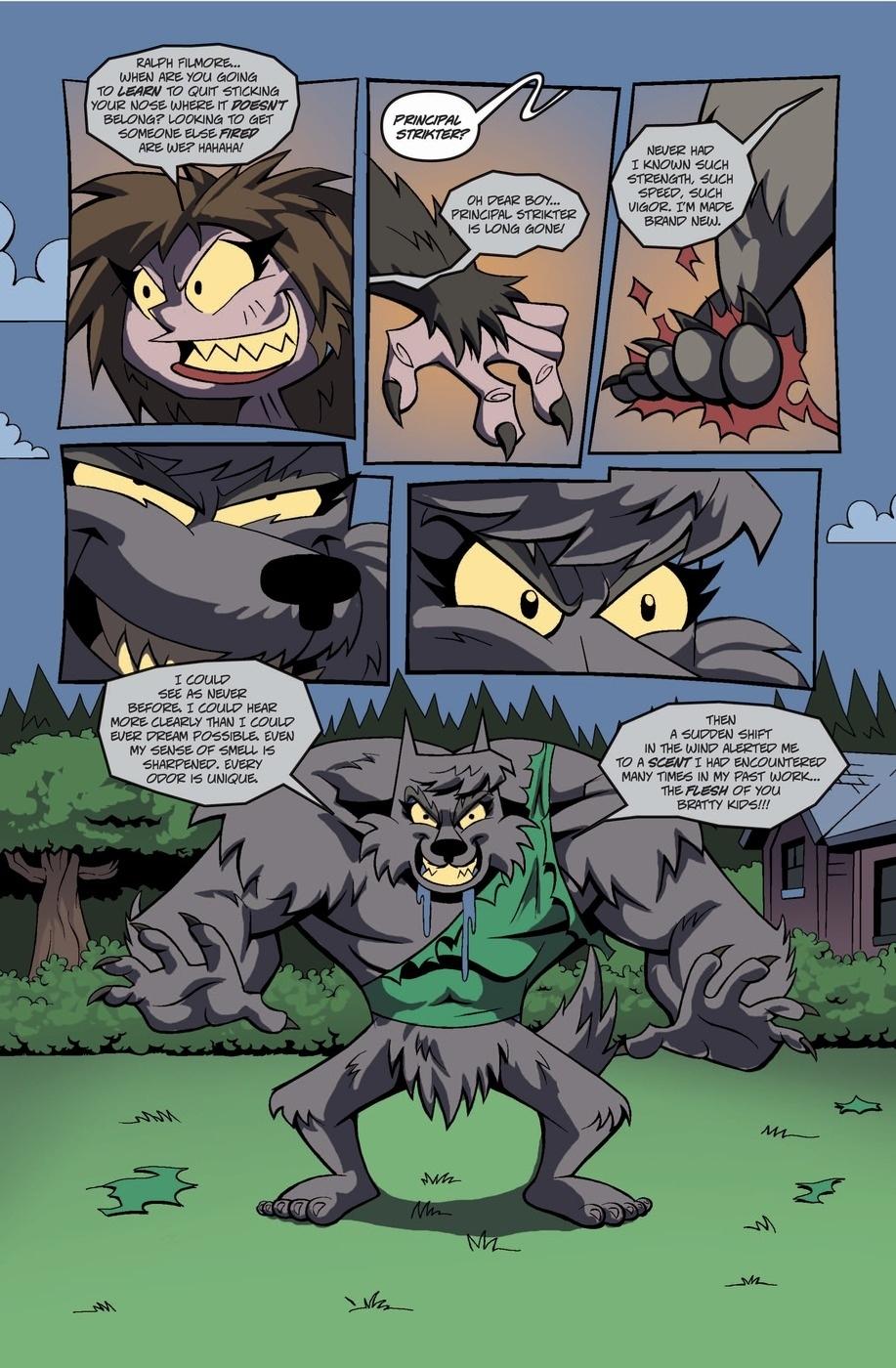 Read online Ralph Filmore comic -  Issue # Full - 95