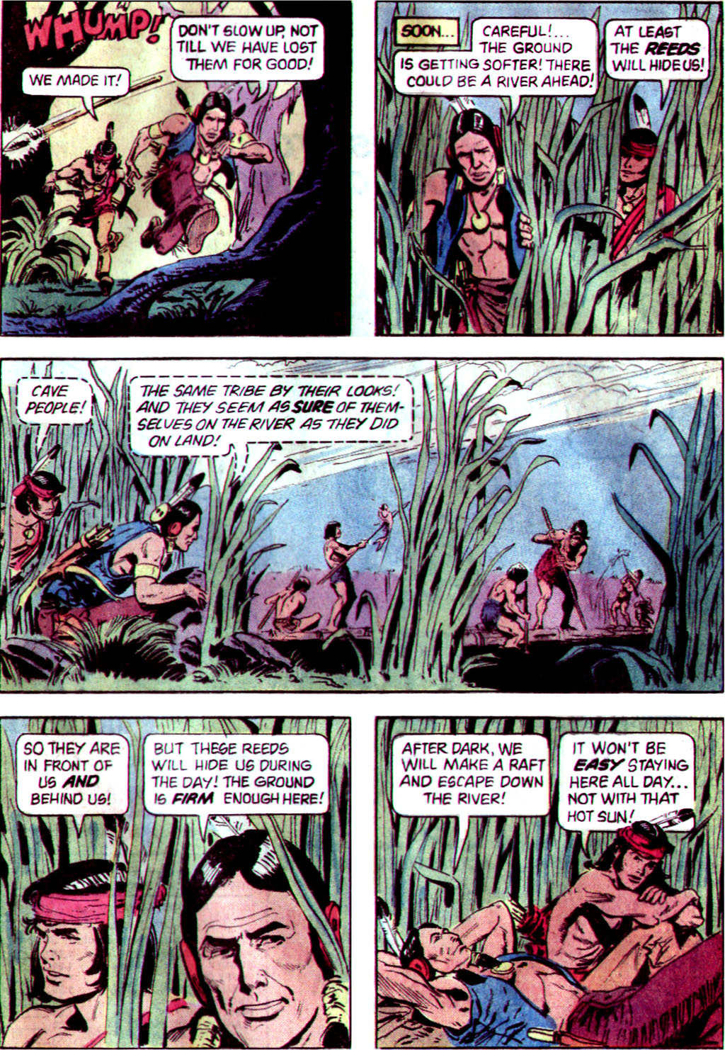 Read online Turok, Son of Stone comic -  Issue #122 - 21