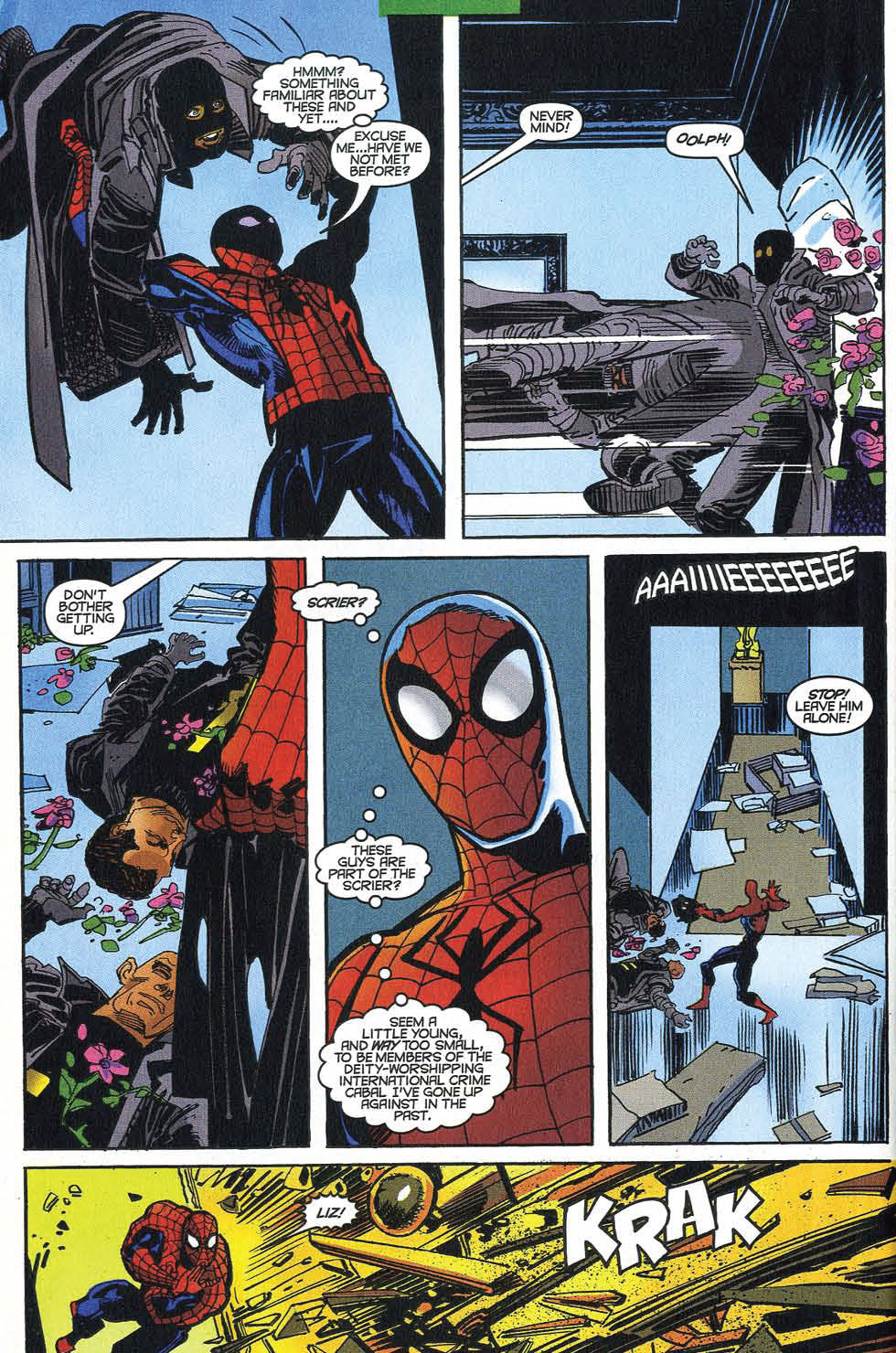 The Amazing Spider-Man (1999) _Annual_2 Page 5