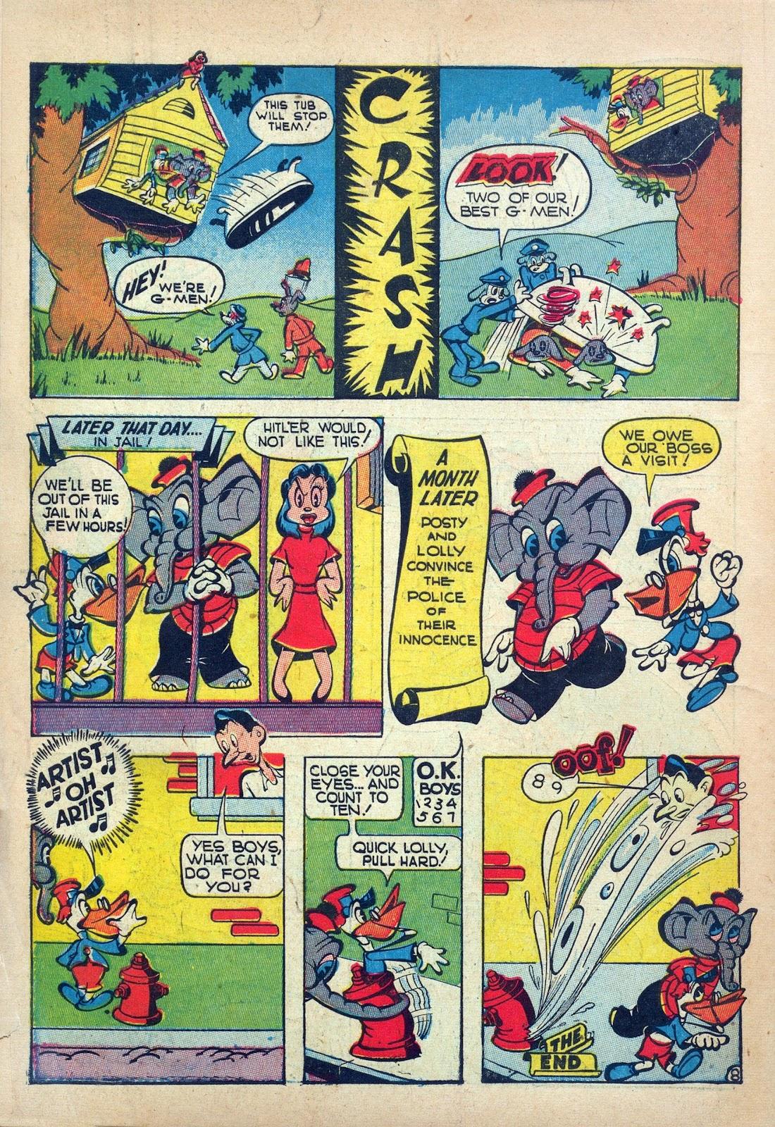Krazy Komics issue 6 - Page 62