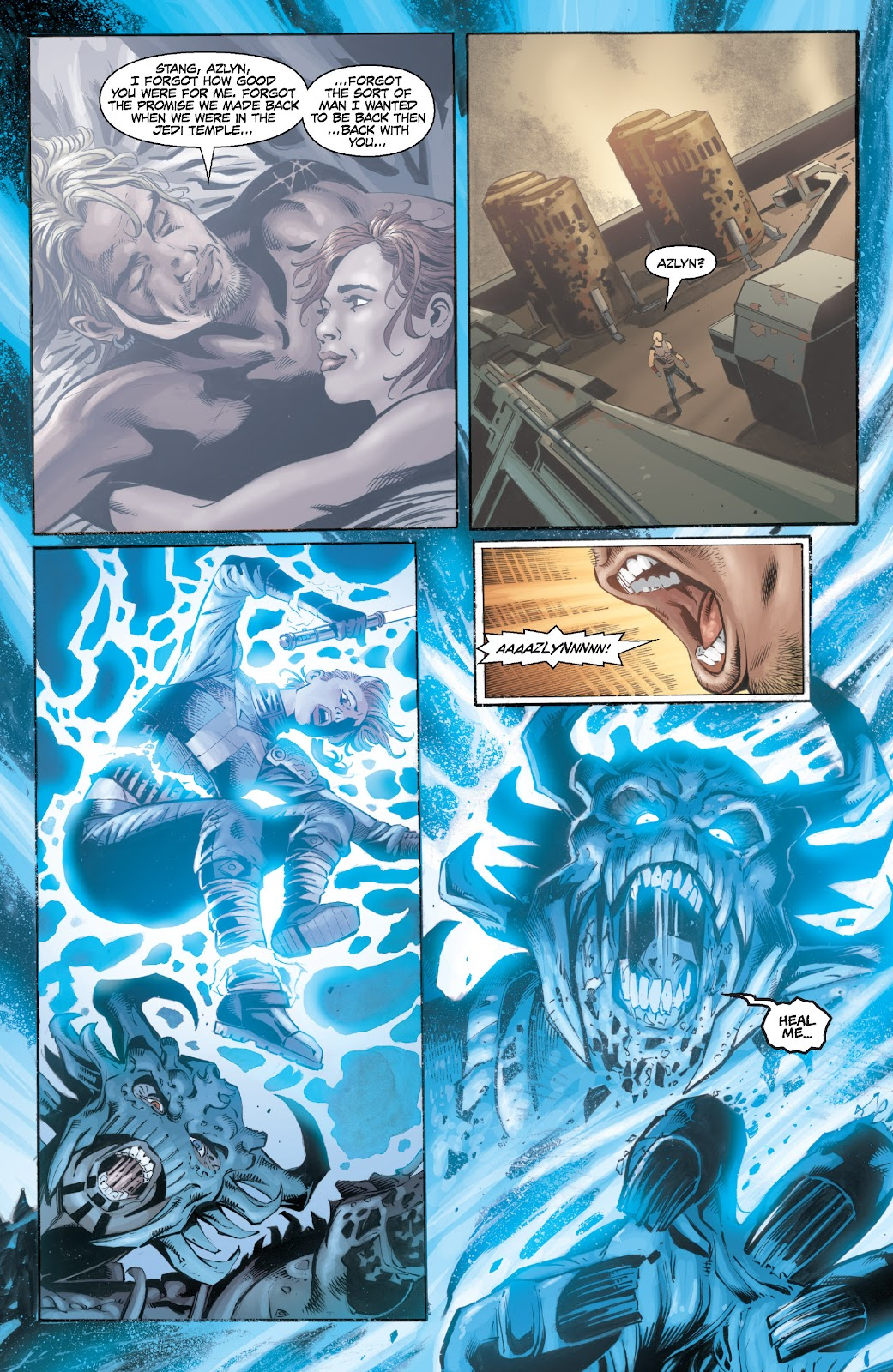 Read online Star Wars Legends: Legacy - Epic Collection comic -  Issue # TPB 2 (Part 4) - 50