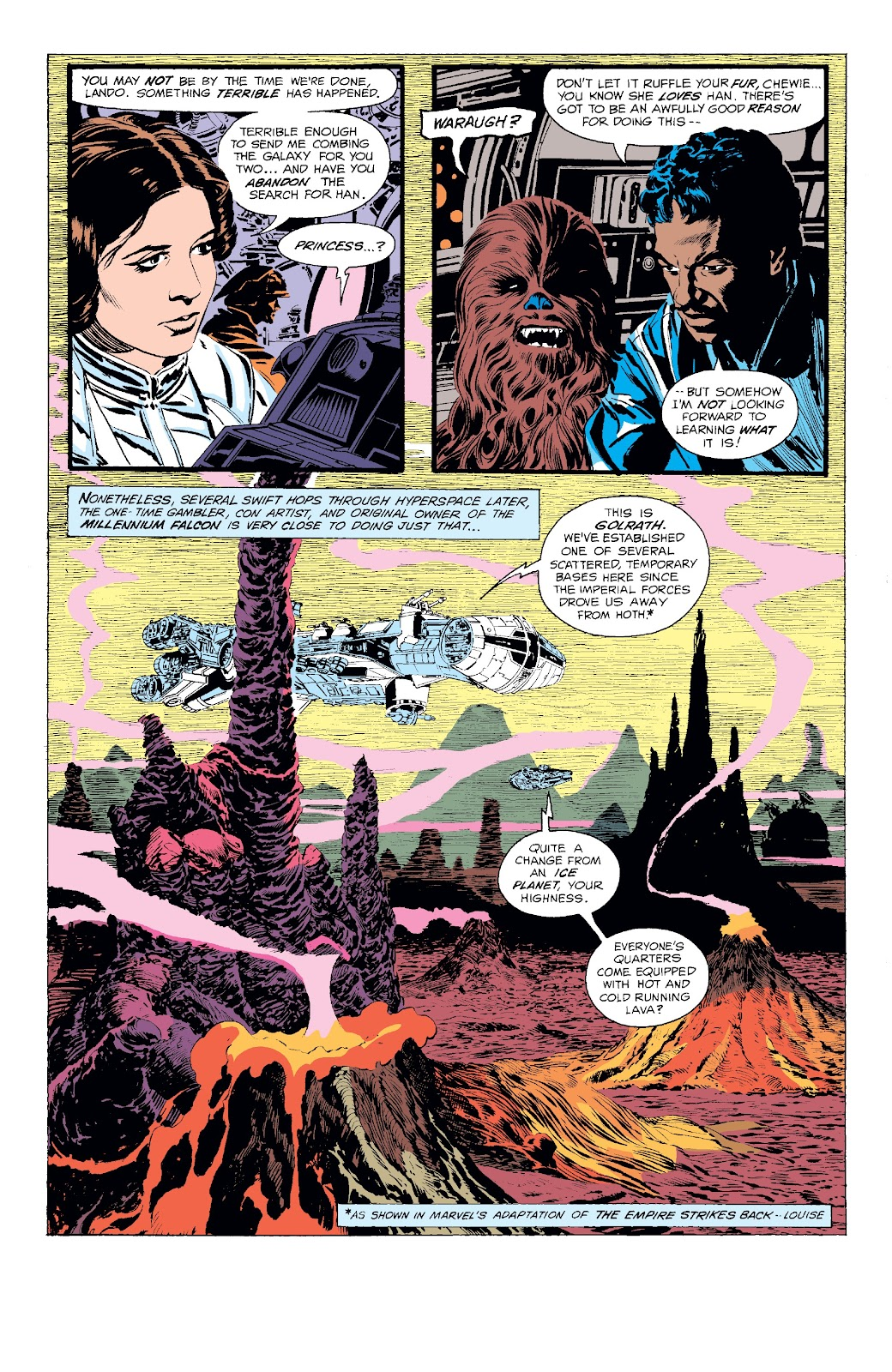 Read online Star Wars Legends: The Original Marvel Years - Epic Collection comic -  Issue # TPB 3 (Part 3) - 32