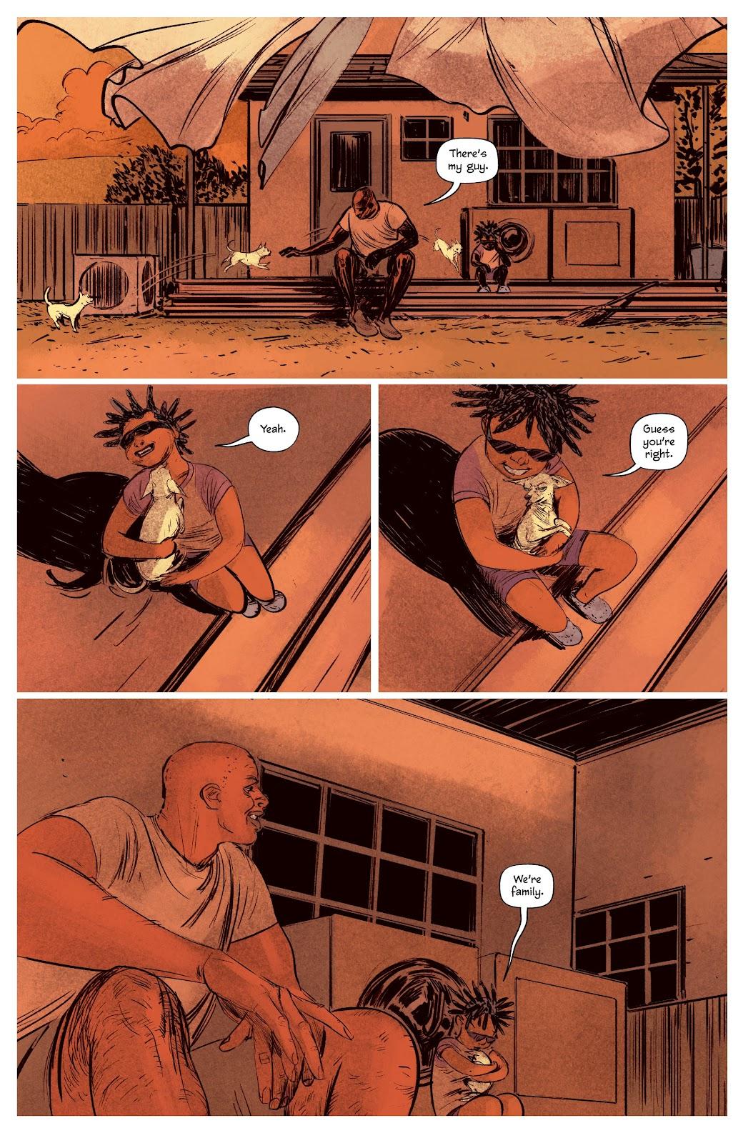 Read online Redlands comic -  Issue #10 - 8