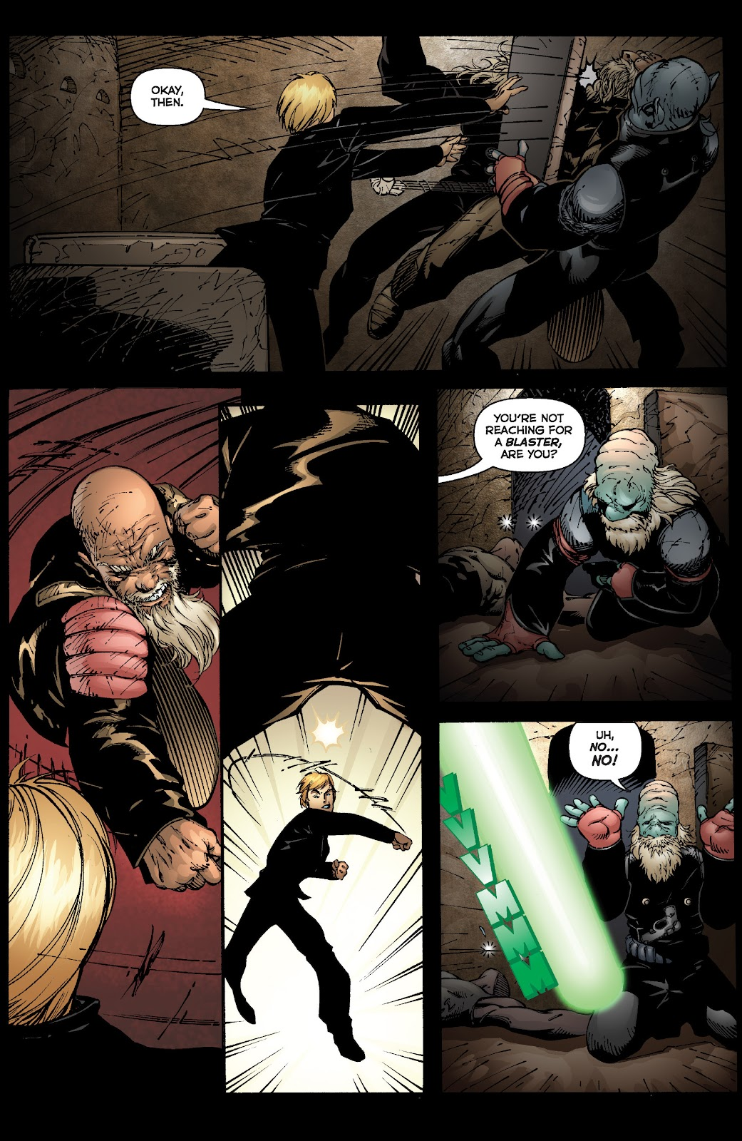 Read online Star Wars Legends: Infinities - Epic Collection comic -  Issue # TPB (Part 3) - 14
