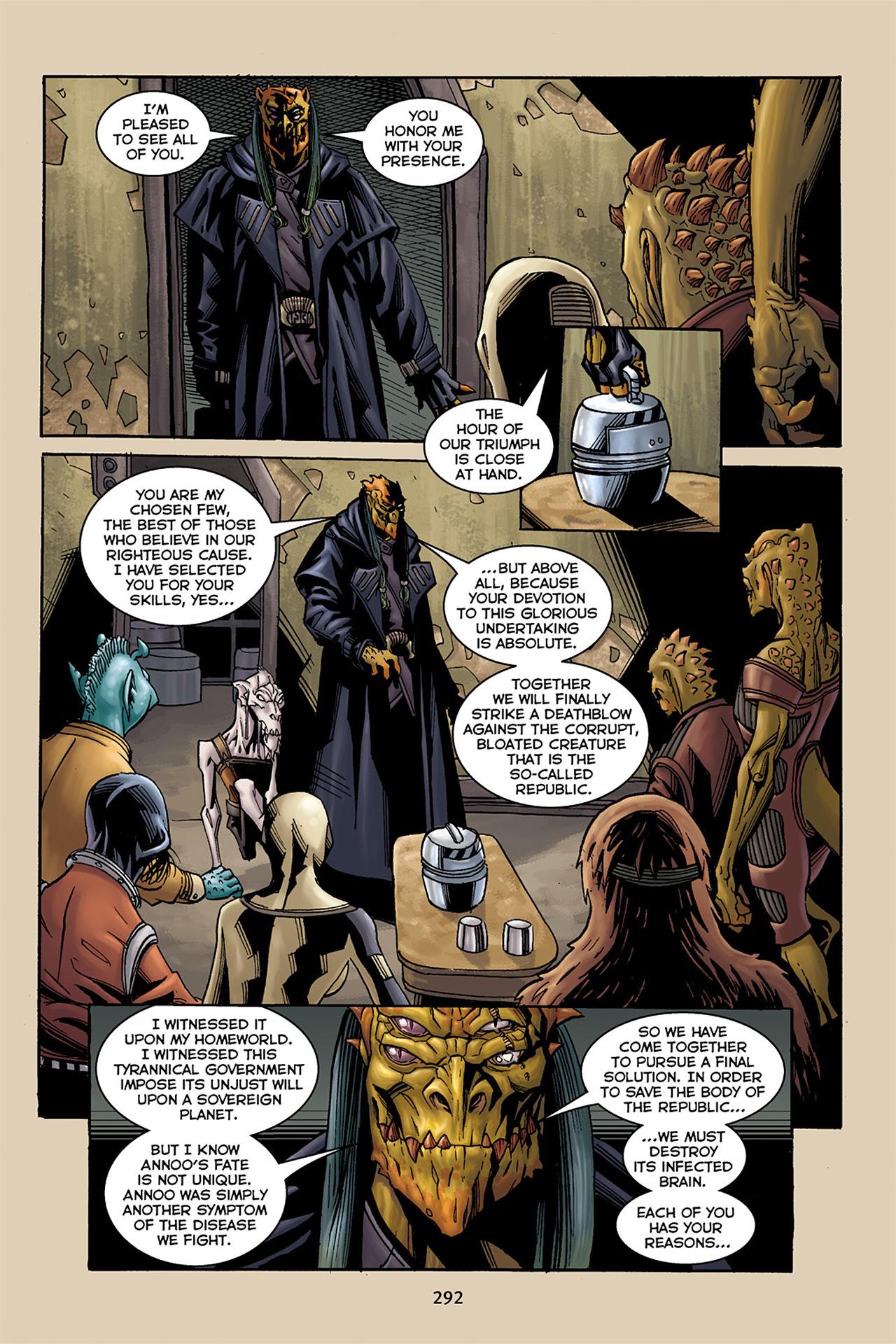 Read online Star Wars Omnibus comic -  Issue # Vol. 10 - 288