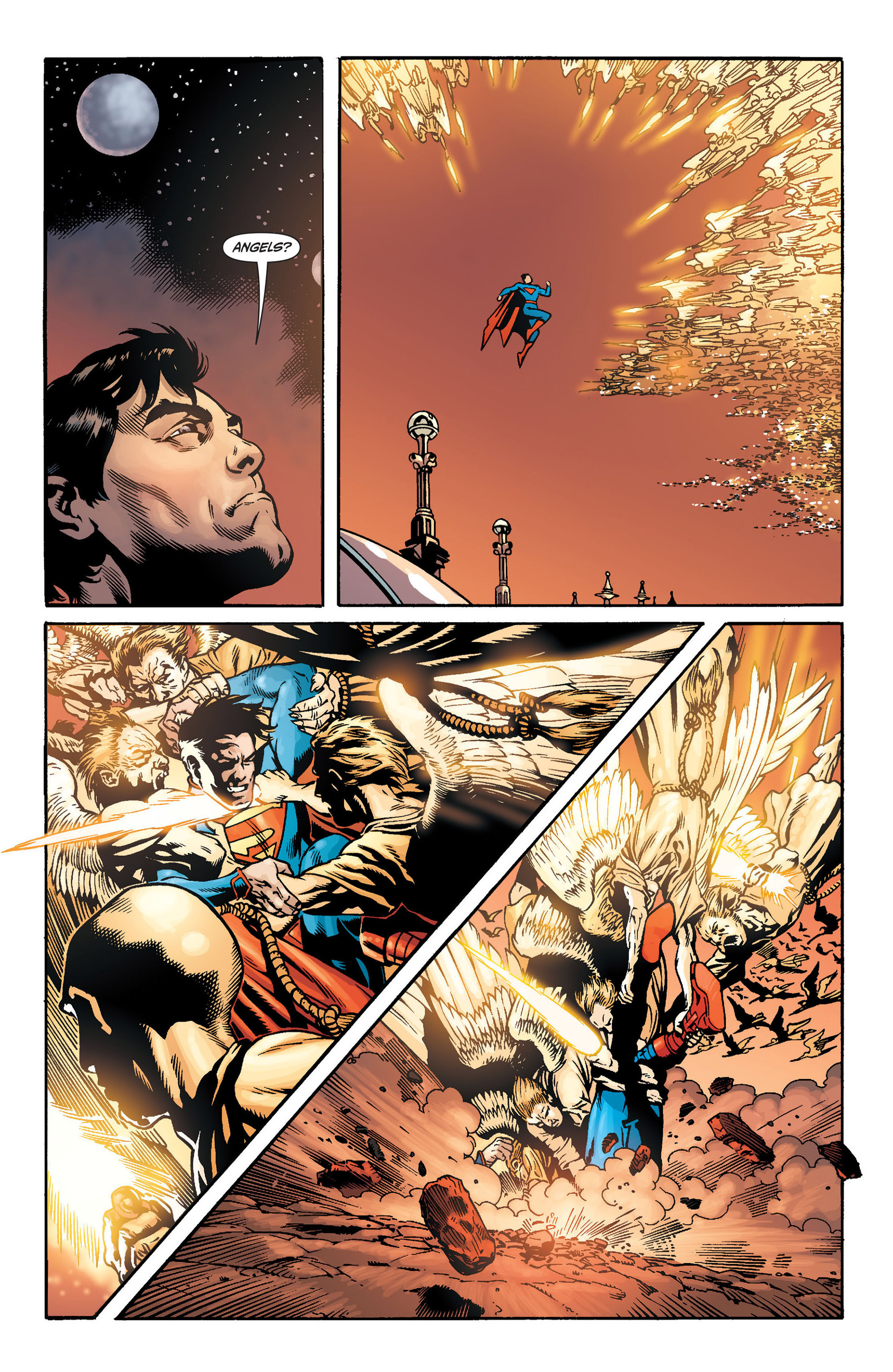 Read online Action Comics (2011) comic -  Issue #14 - 15