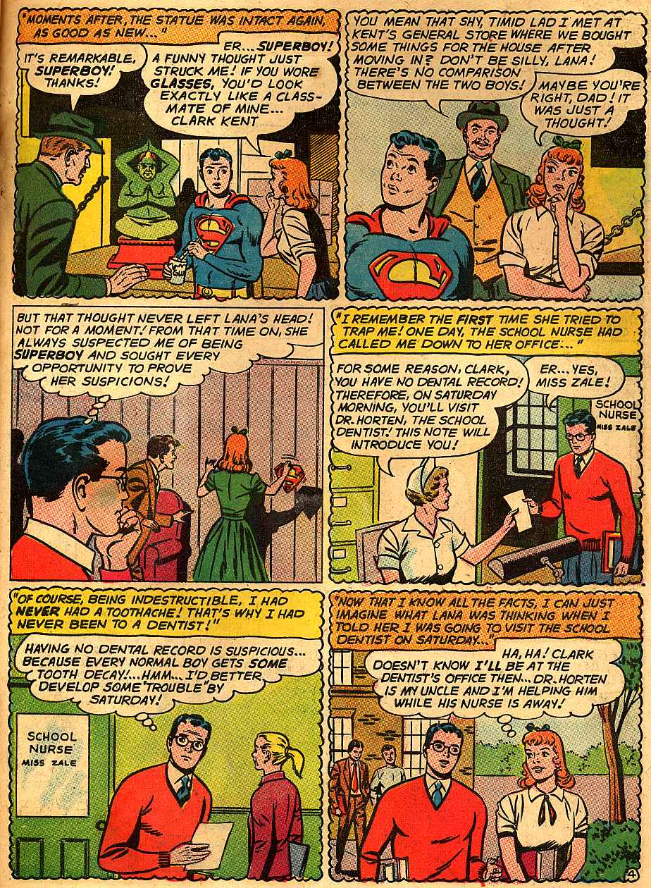 Superboy (1949) issue 135 - Page 20