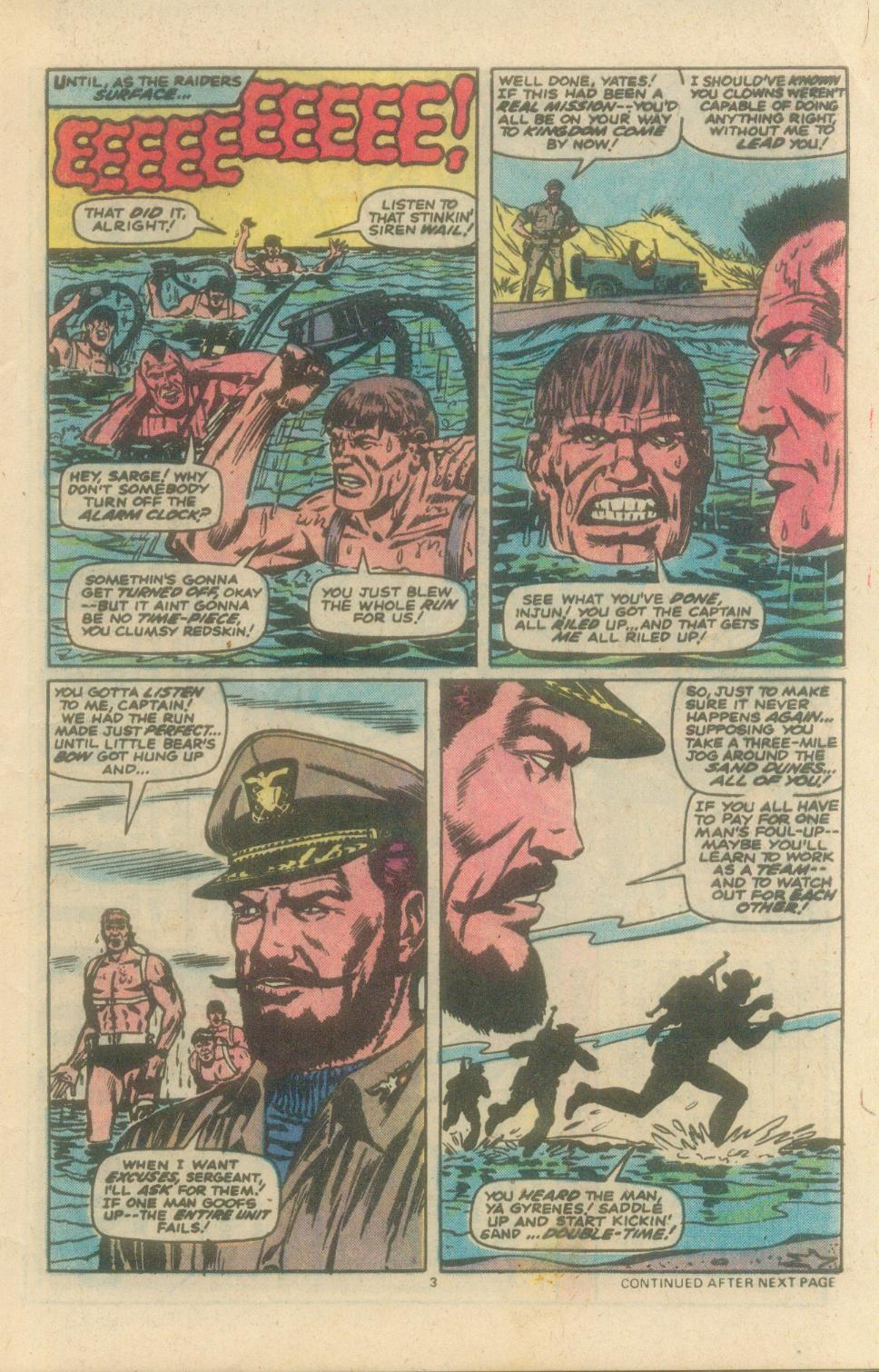 Read online Sgt. Fury comic -  Issue #154 - 5