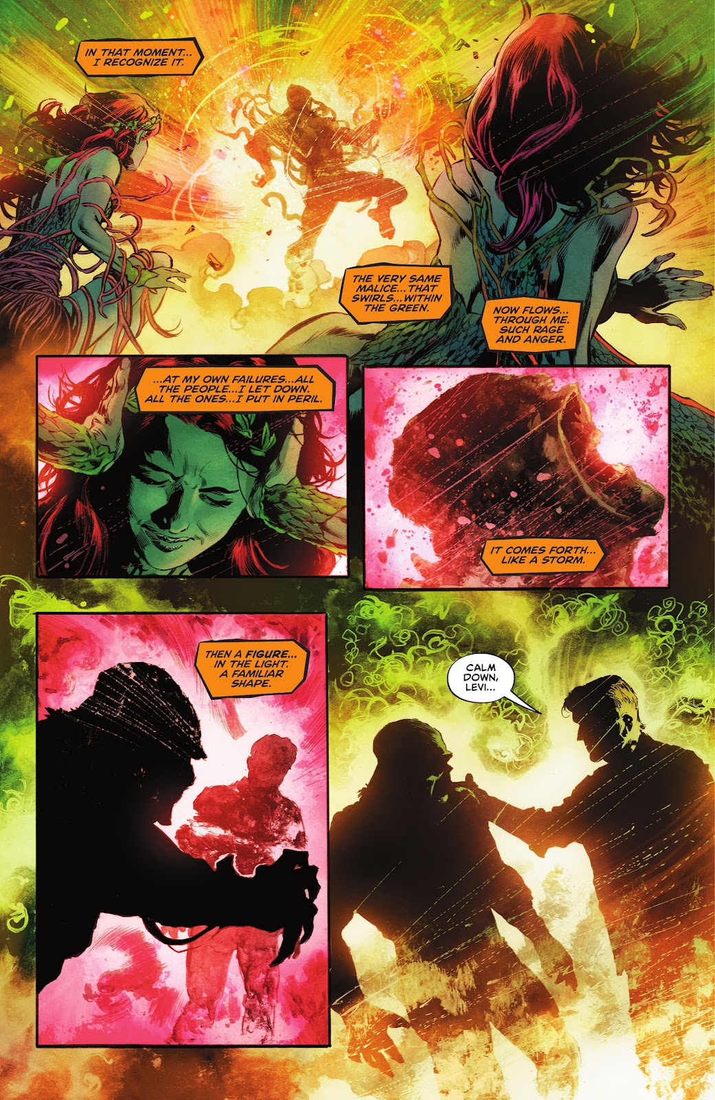 The Swamp Thing issue 3 - Page 19
