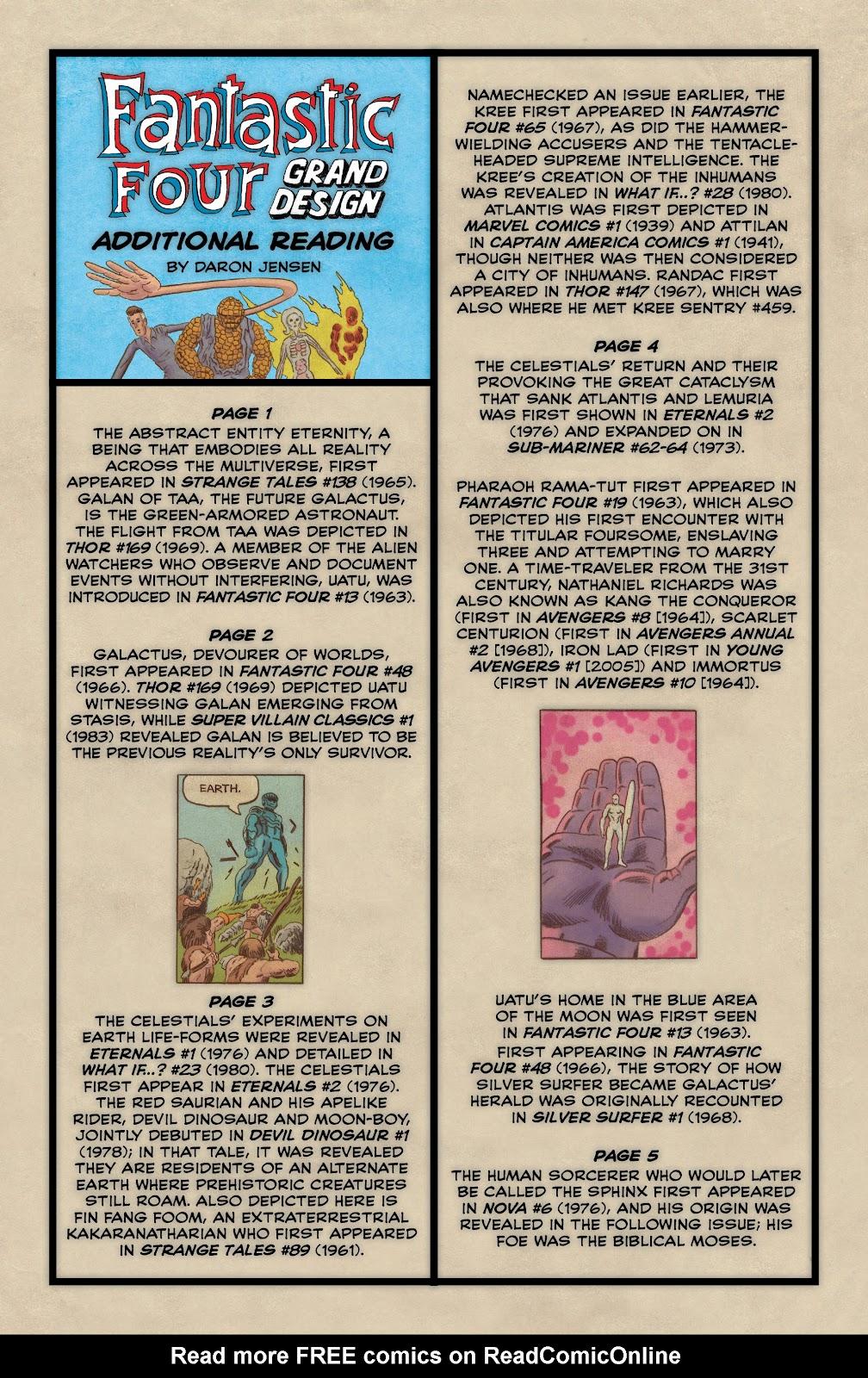 Read online Fantastic Four: Grand Design comic -  Issue #1 - 43