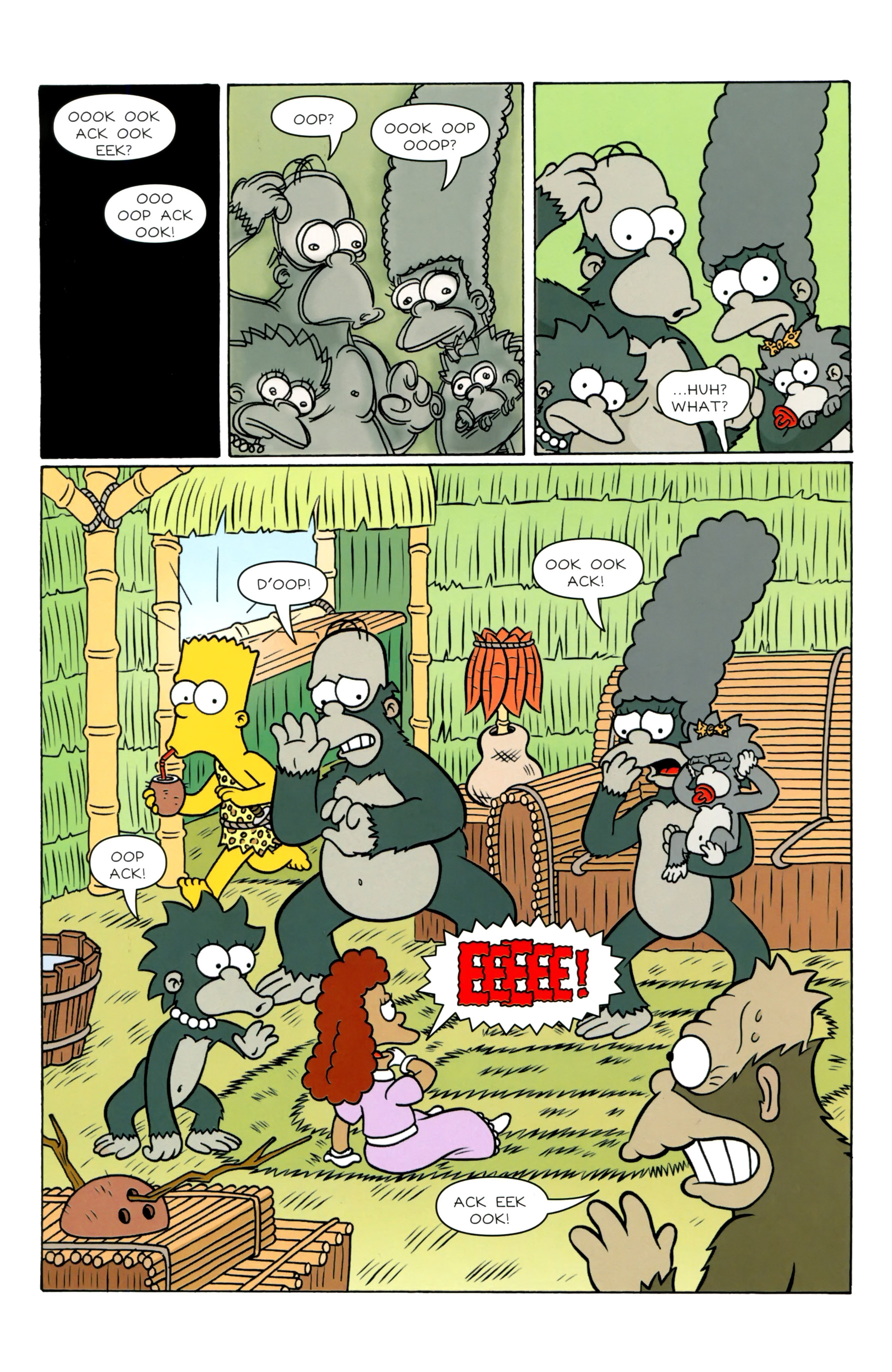 Read online Simpsons Illustrated (2012) comic -  Issue #20 - 33