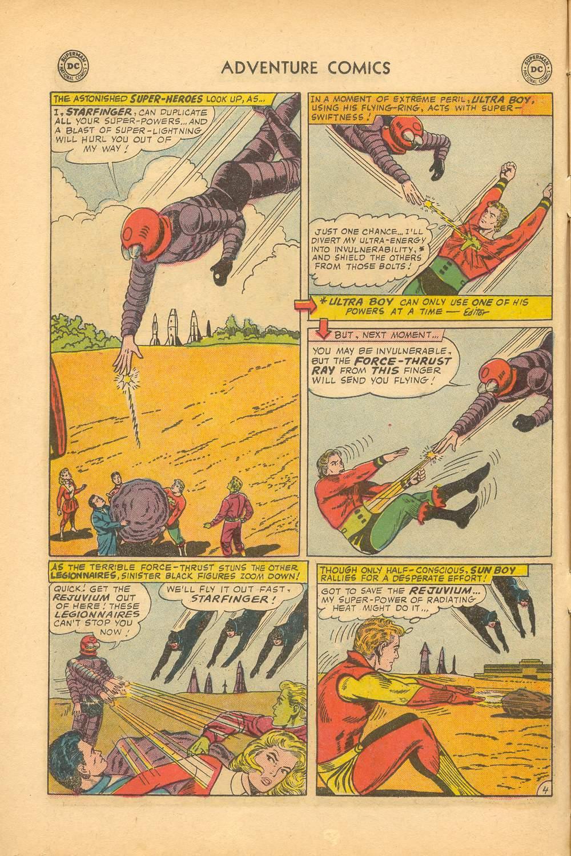 Read online Adventure Comics (1938) comic -  Issue #335 - 6