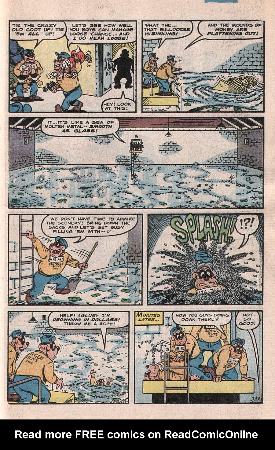 Read online Uncle Scrooge (1953) comic -  Issue #224 - 19