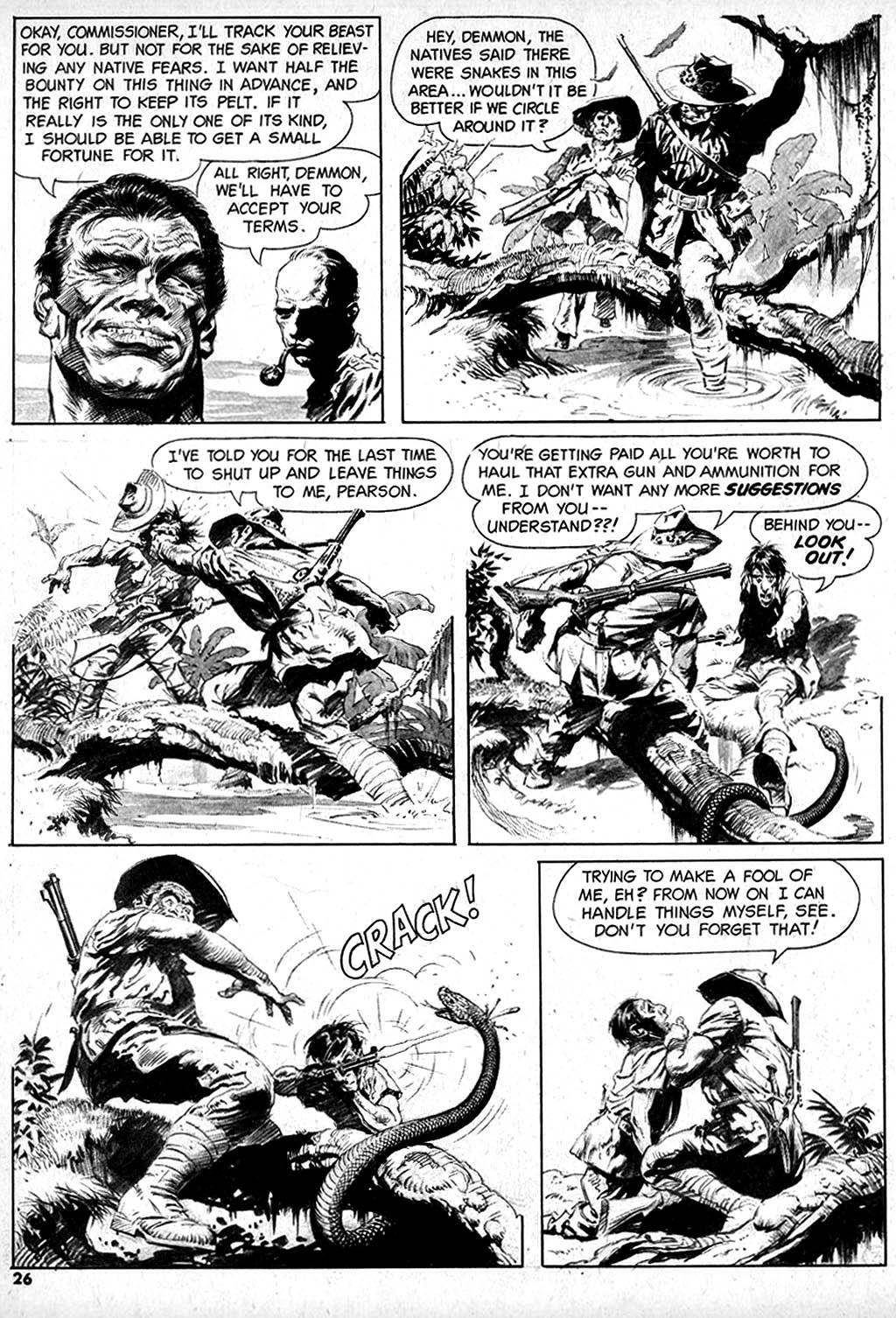 Creepy (1964) Issue #1 #1 - English 26