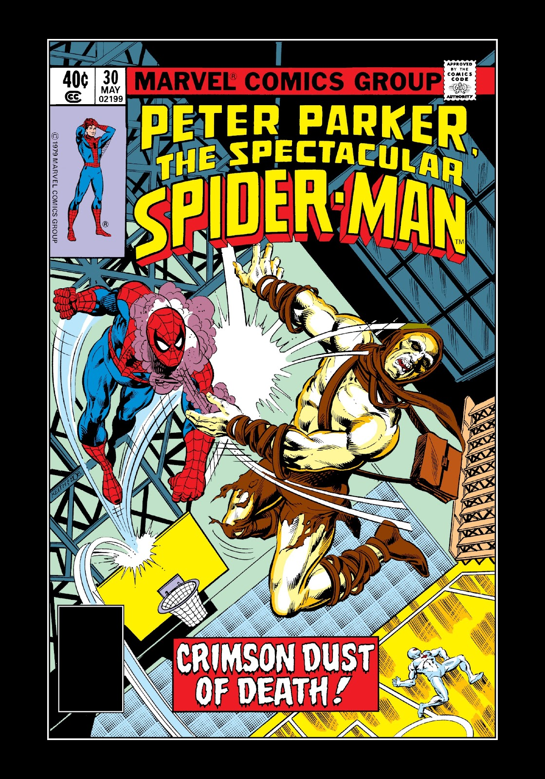 Read online Marvel Masterworks: The Spectacular Spider-Man comic -  Issue # TPB 2 (Part 3) - 62