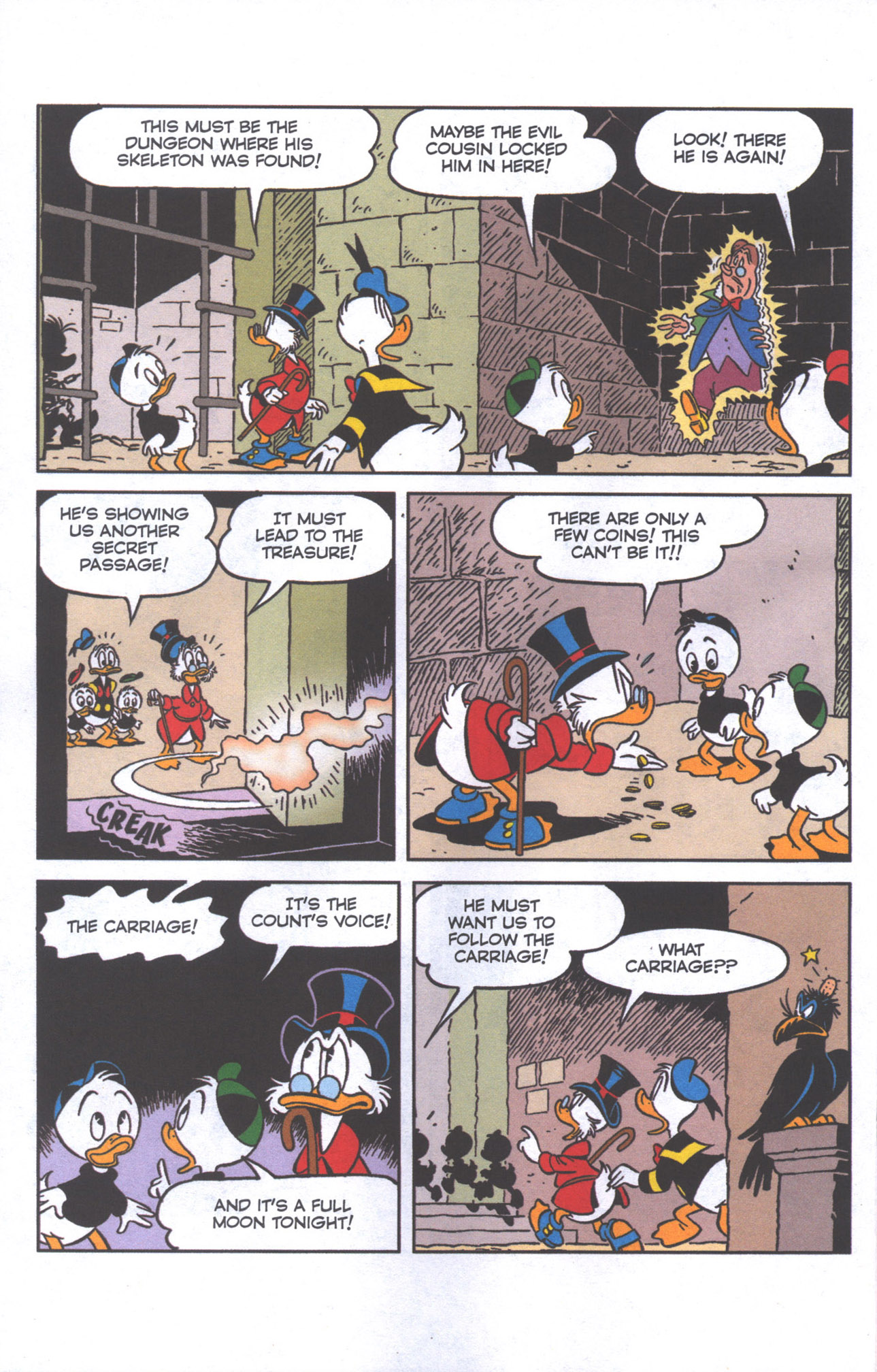 Read online Uncle Scrooge (1953) comic -  Issue #384 - 15