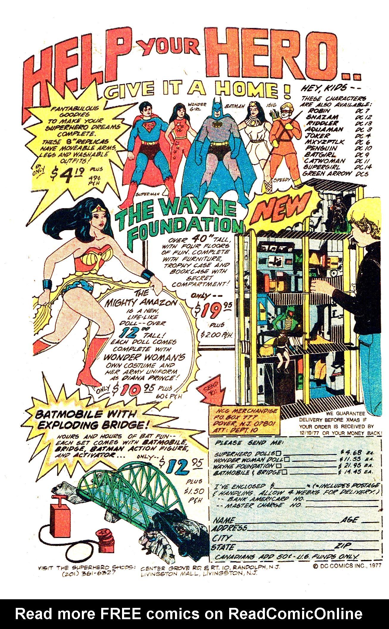 Read online Secret Society of Super-Villains comic -  Issue #12 - 30